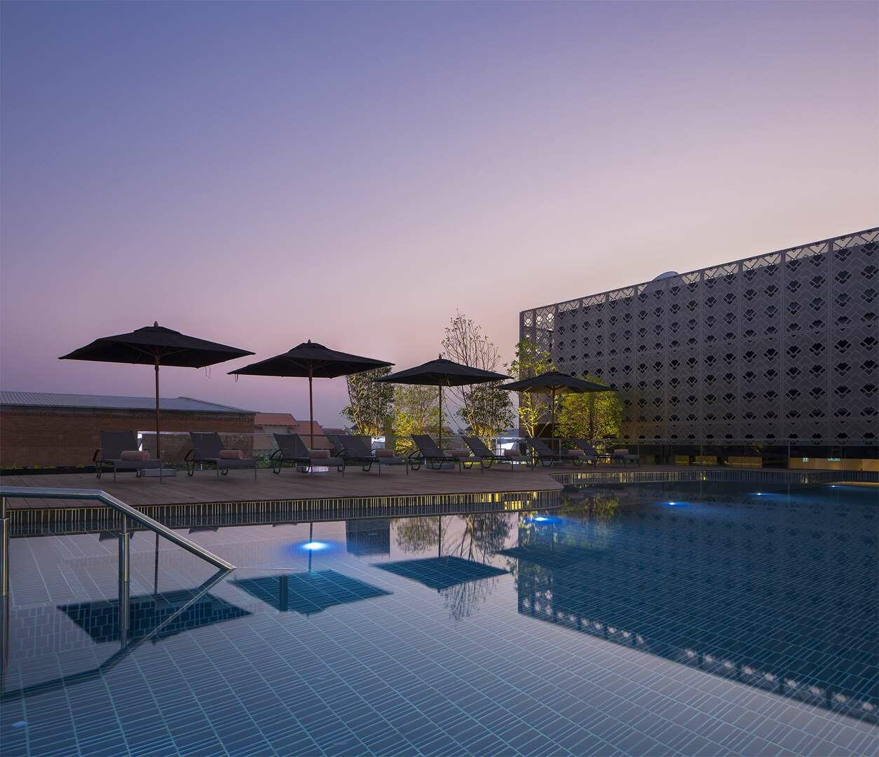 U Nimman Chiang Mai Outdoor Swimming Pool