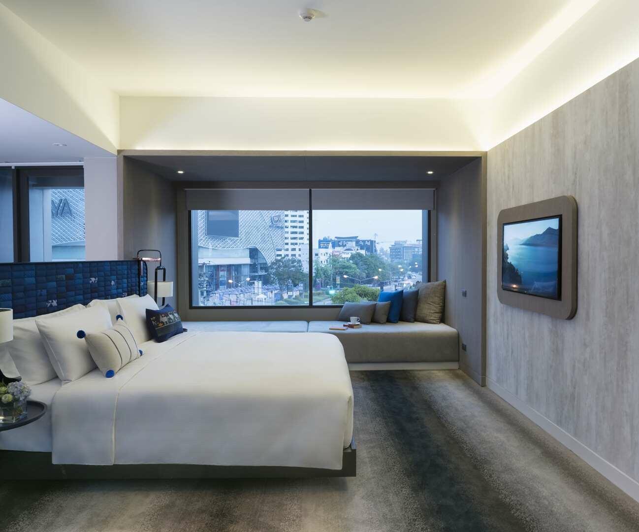 U Nimman Chiang Mai Deluxe Corner Room