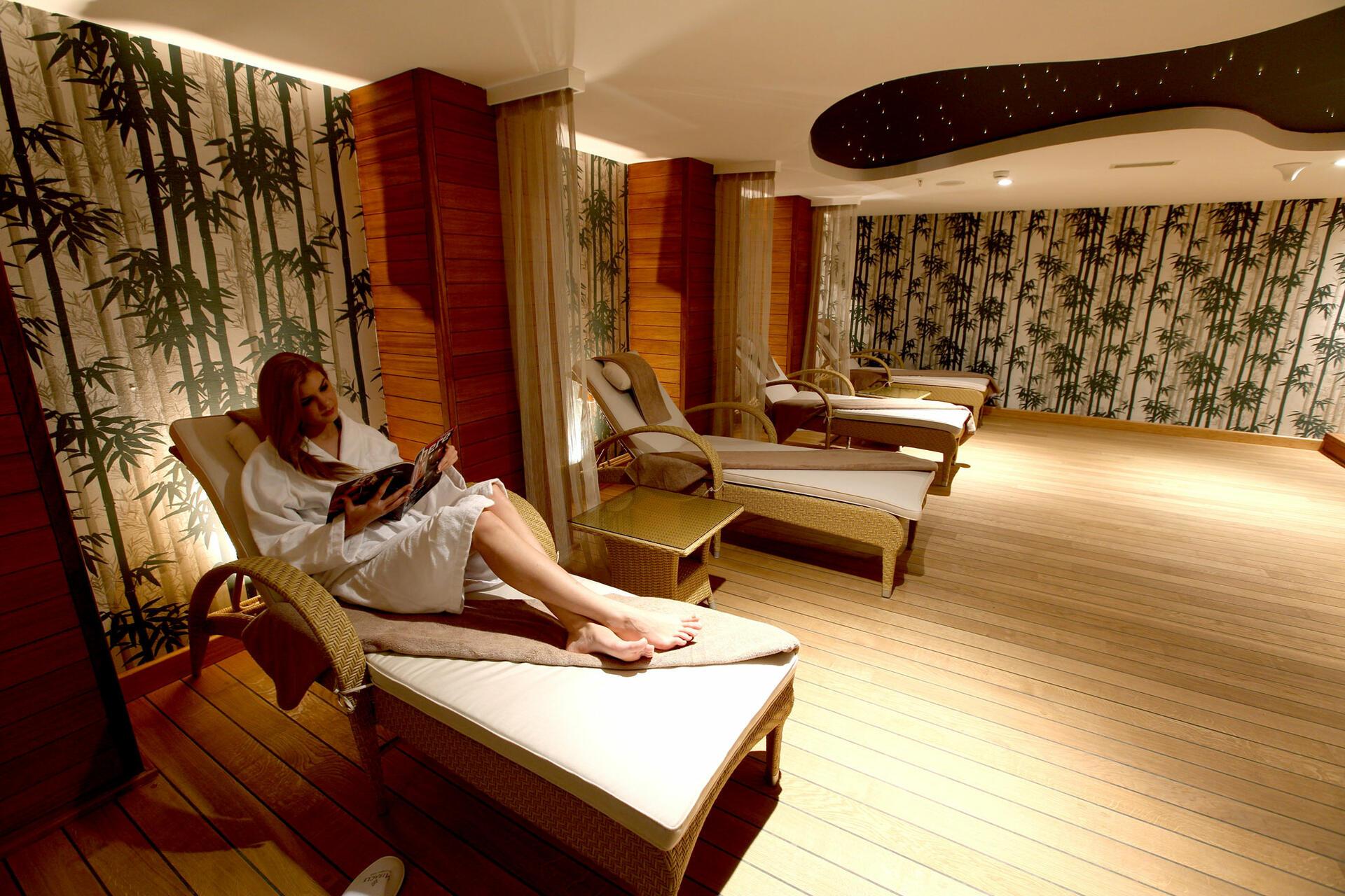 Spa at Miracle Istanbul Hotel
