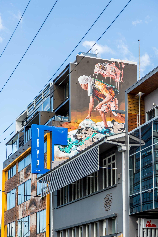 TRYP Fortitude Valley Hotel | Street Art Hotel in Brisbane