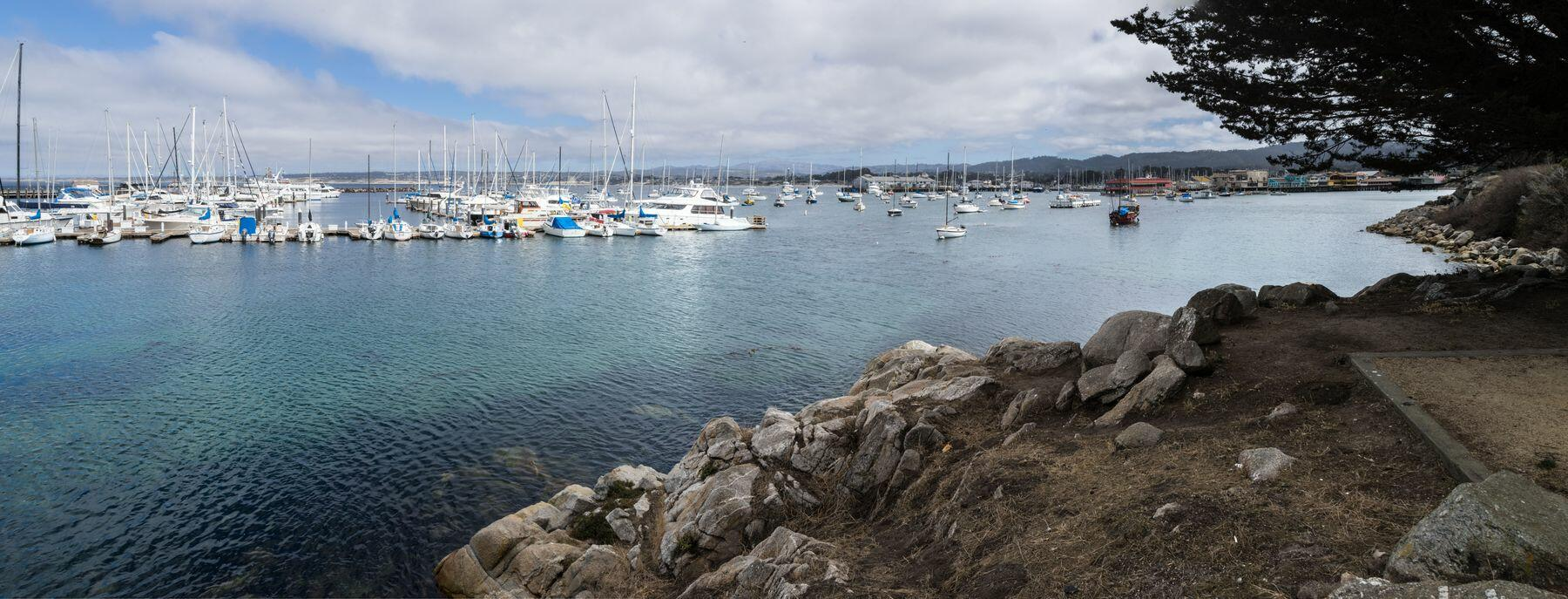 Monterey Anchorage near The Monterey Hotel