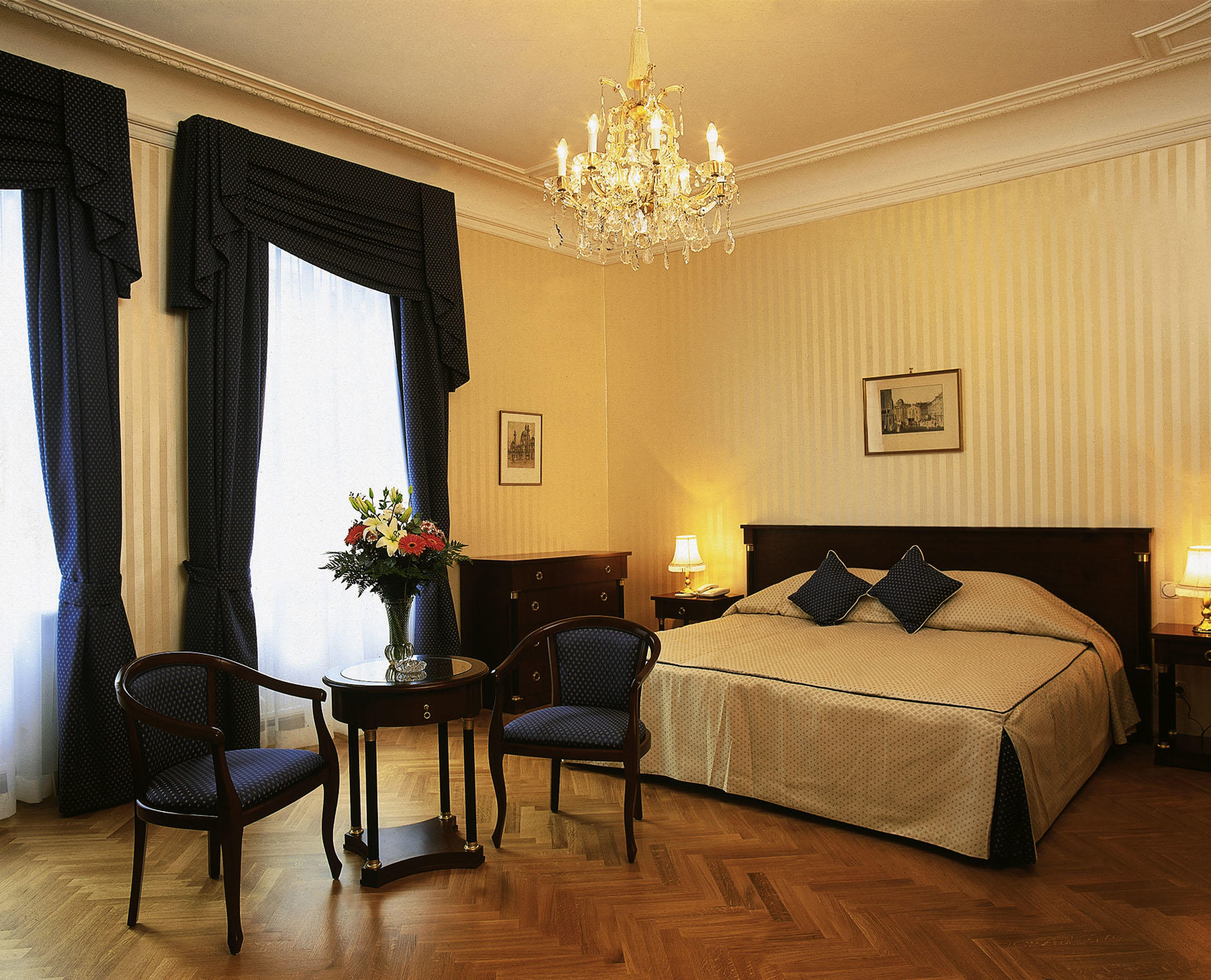 Classic rooms at Ambassador Hotel in Vienna