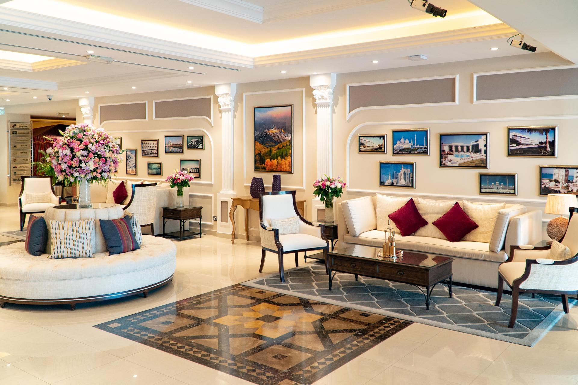 Al Ain Palace Hotel Abu Dhabi Hotels