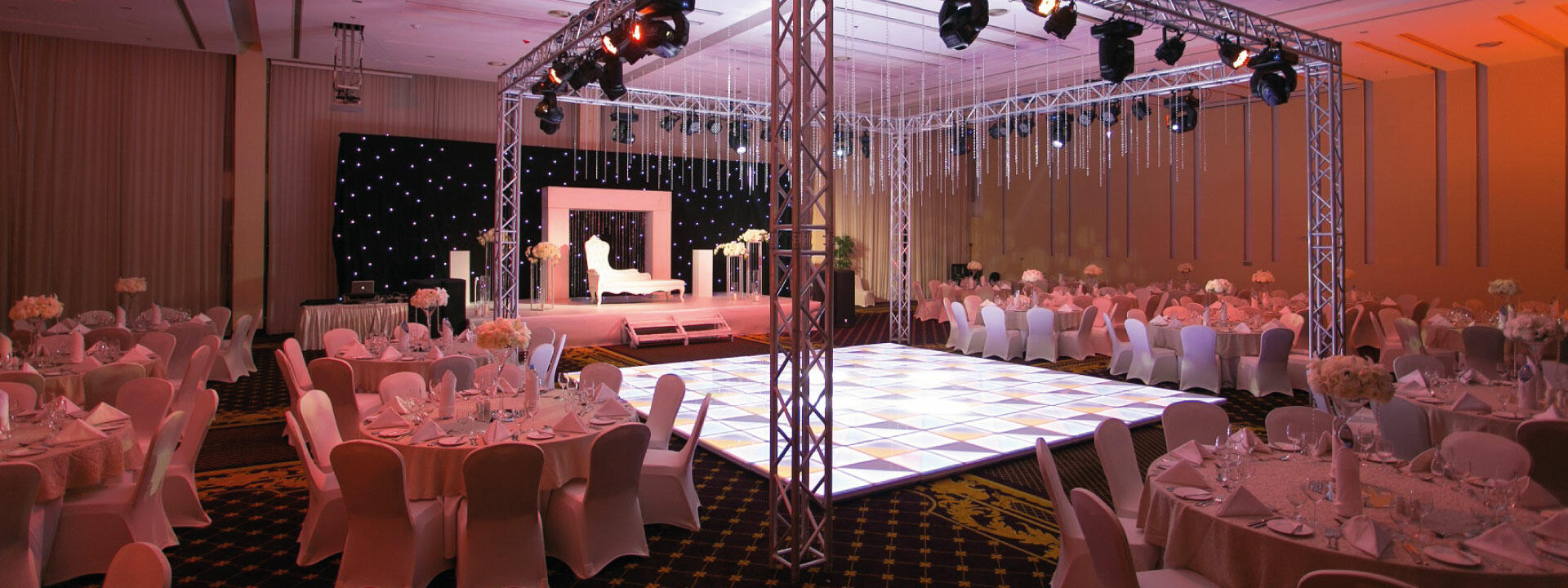 Weddings at Two Seasons Hotel & Apartments in Dubai