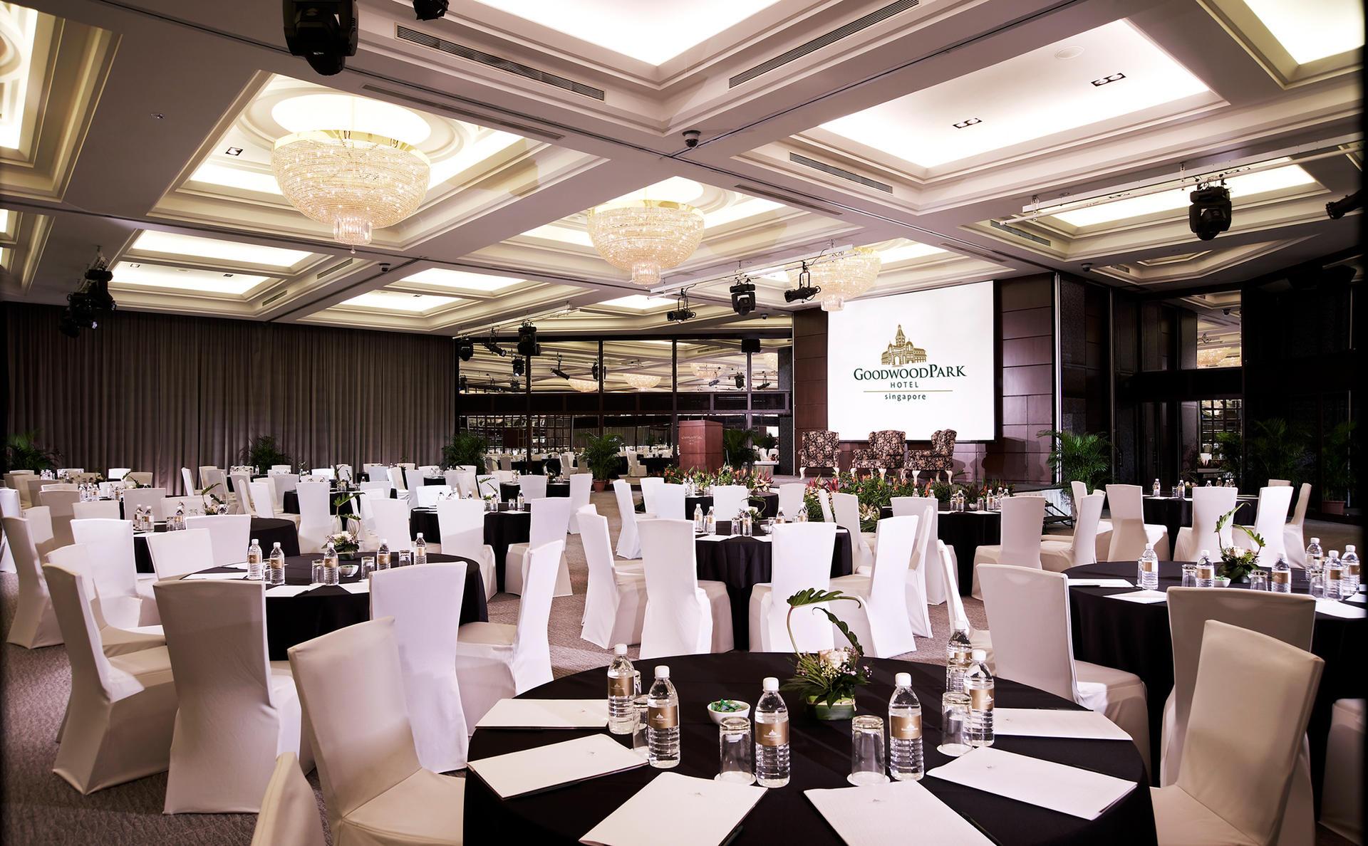 Windsort Ballroom at Goodwood Park Hotel Singapore