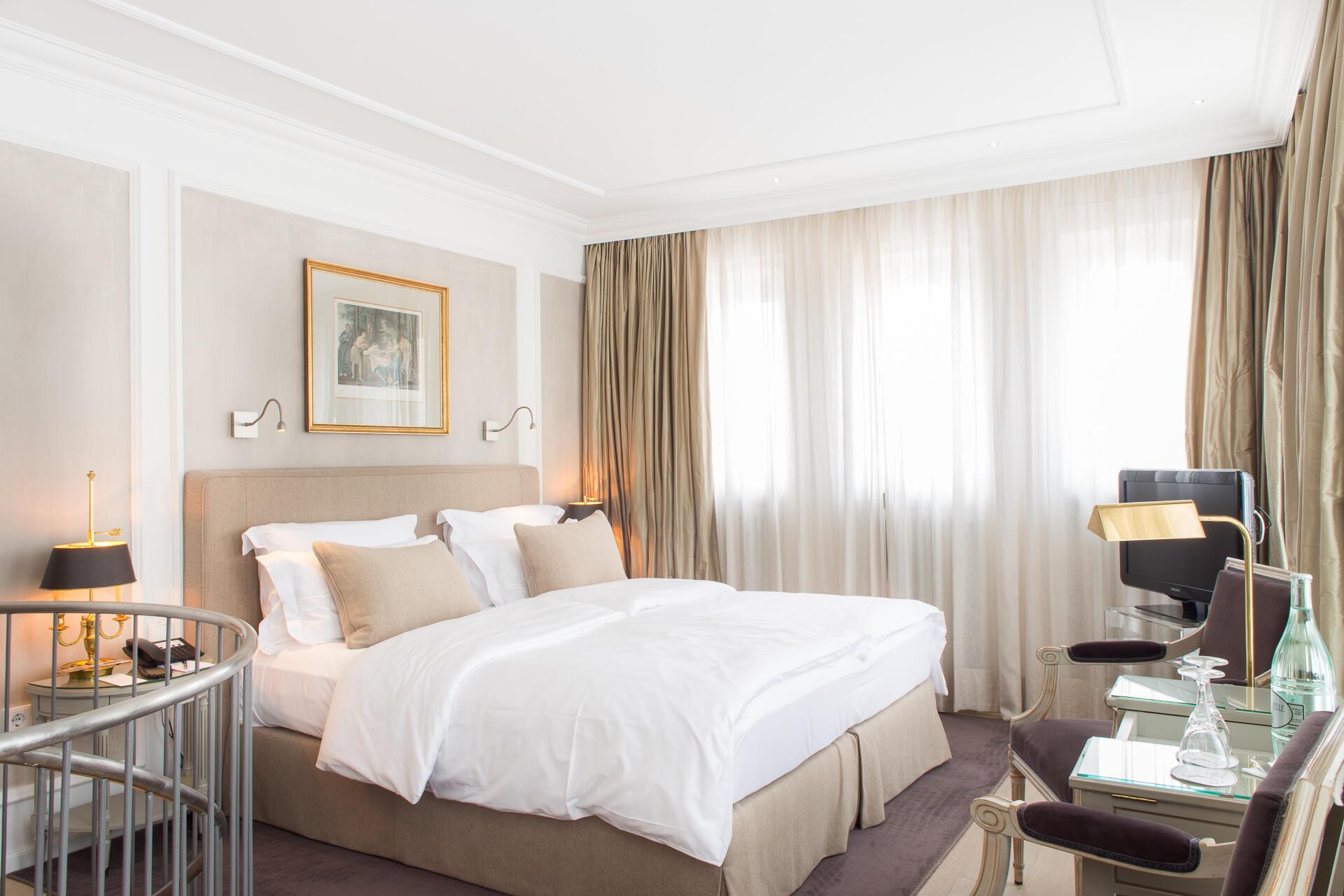 Maisonette Suite at Hotel Palace Munich