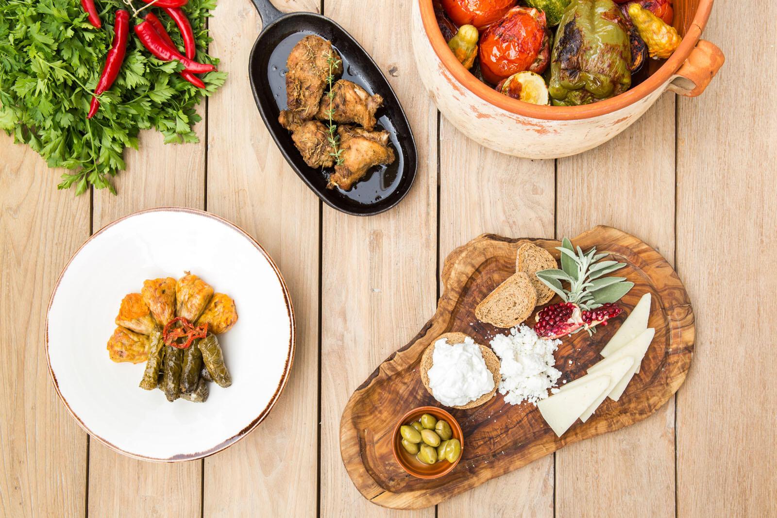 Restaurant at Cretan Malia Park