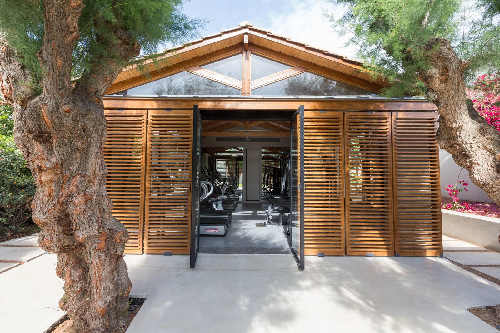 Gym at Cretan Malia Park