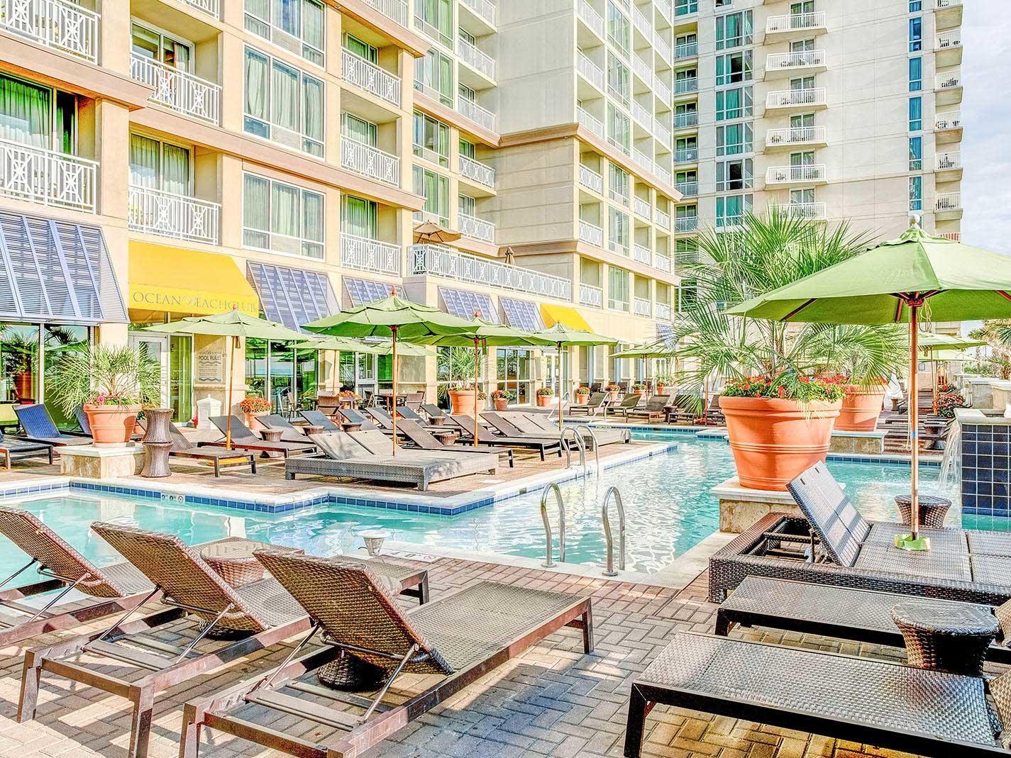 Ocean Beach Club - Luxury Family Resorts in Virginia Beach