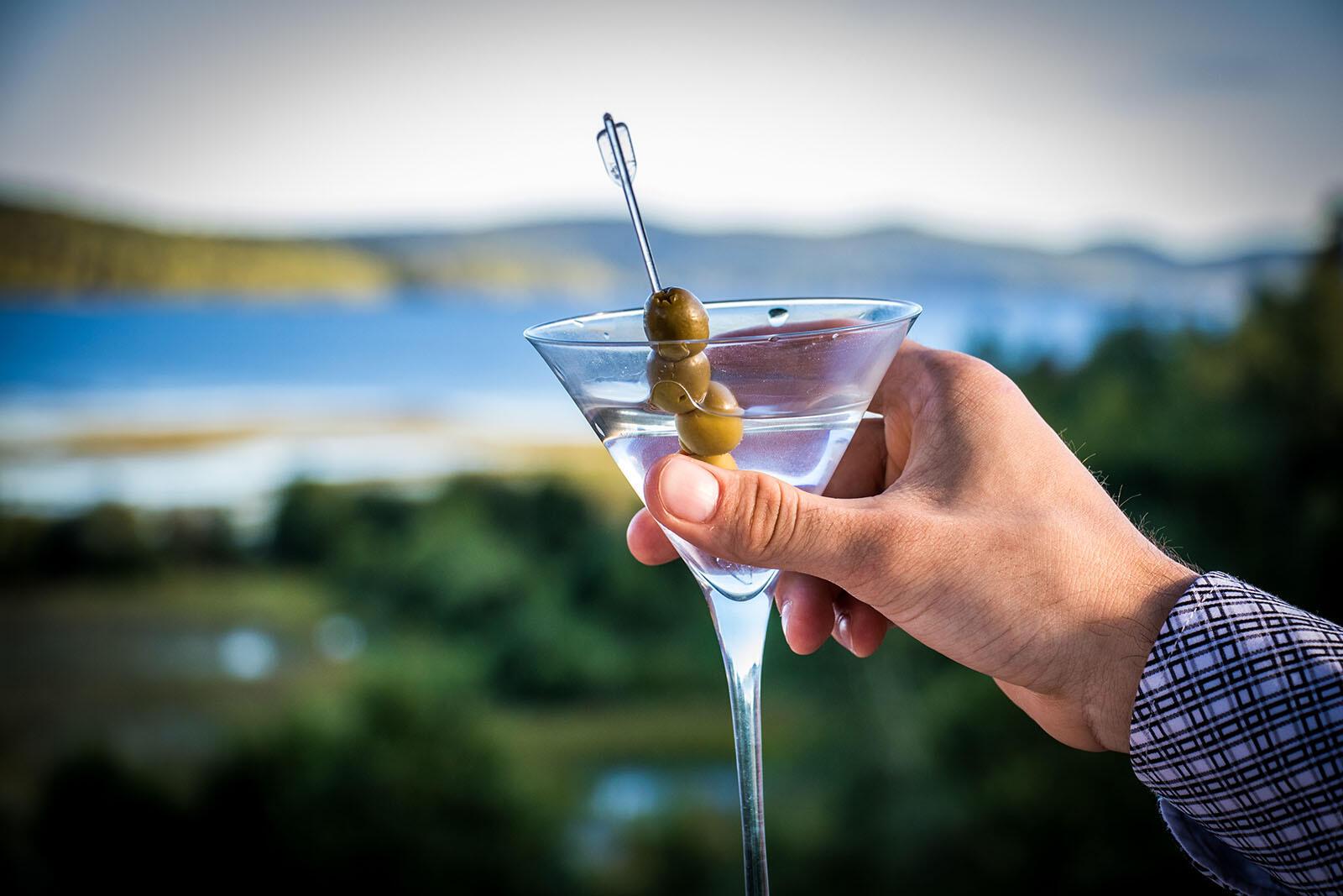 Martini dans The Originals Lac du Taureau