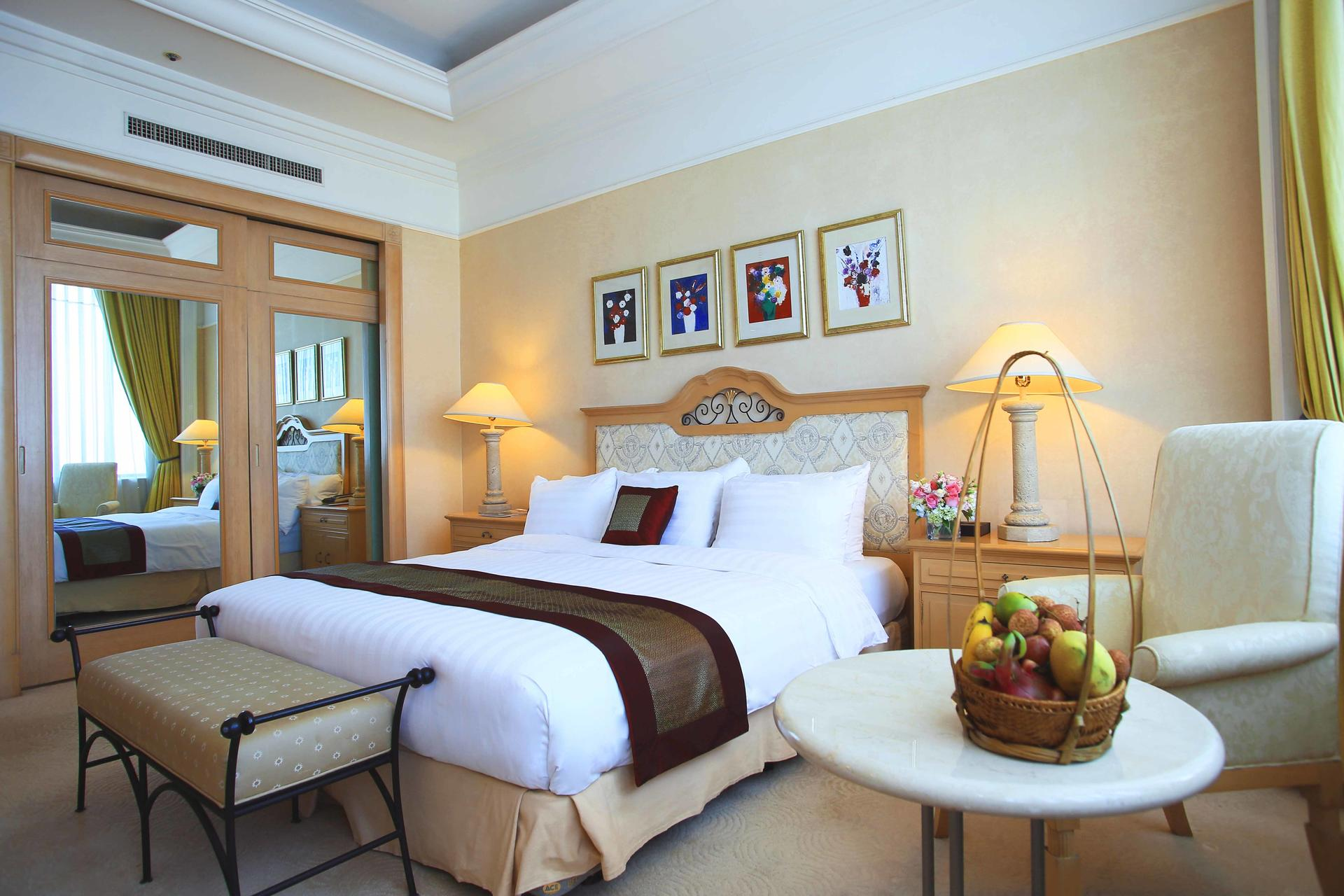 Luxury Hanoi Accommodation with Exceptional Services