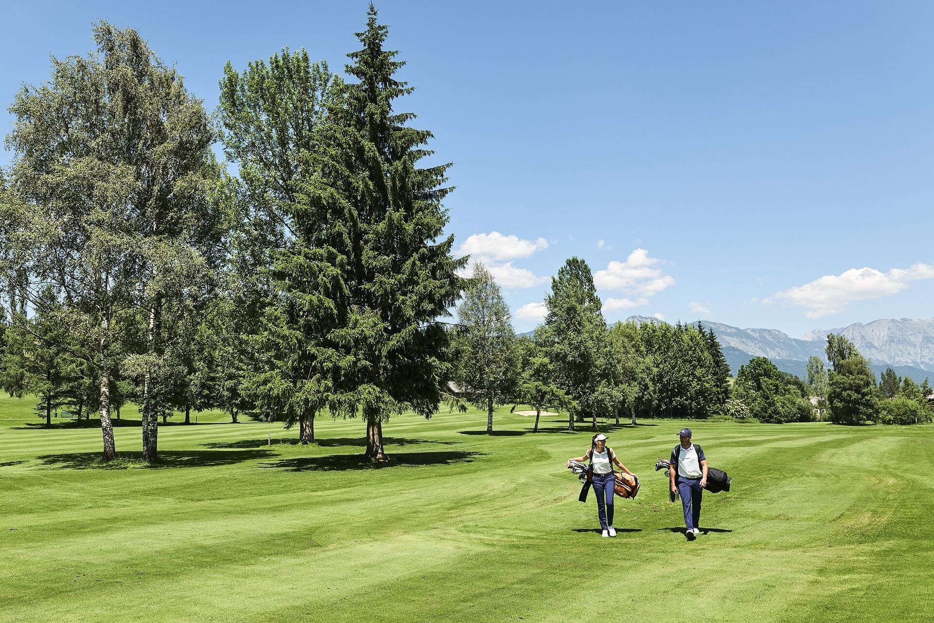Sports at Schloss Pichlarn