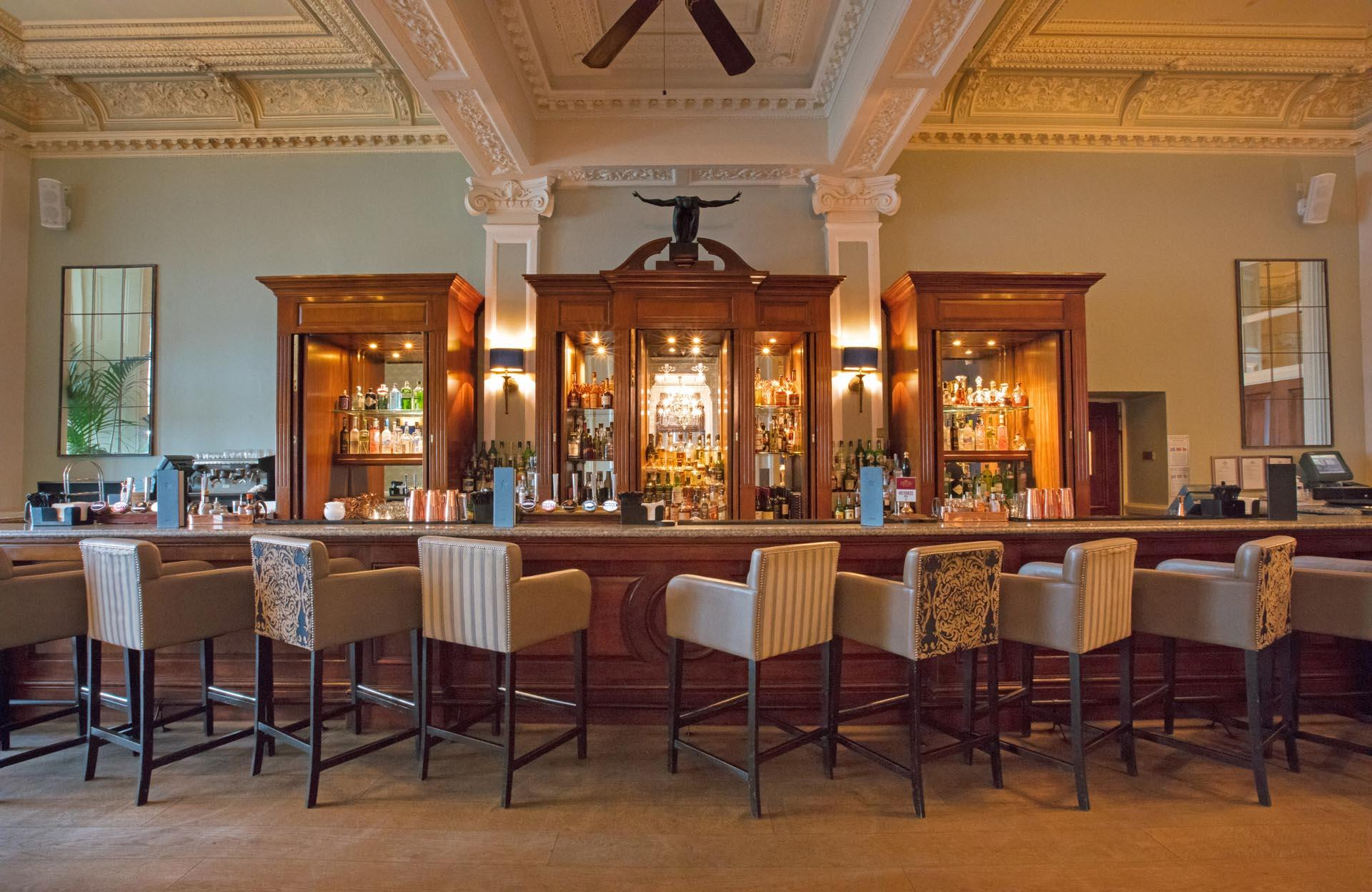Victoria Bar at The Grand Brighton in East Sussex, United Kingdo