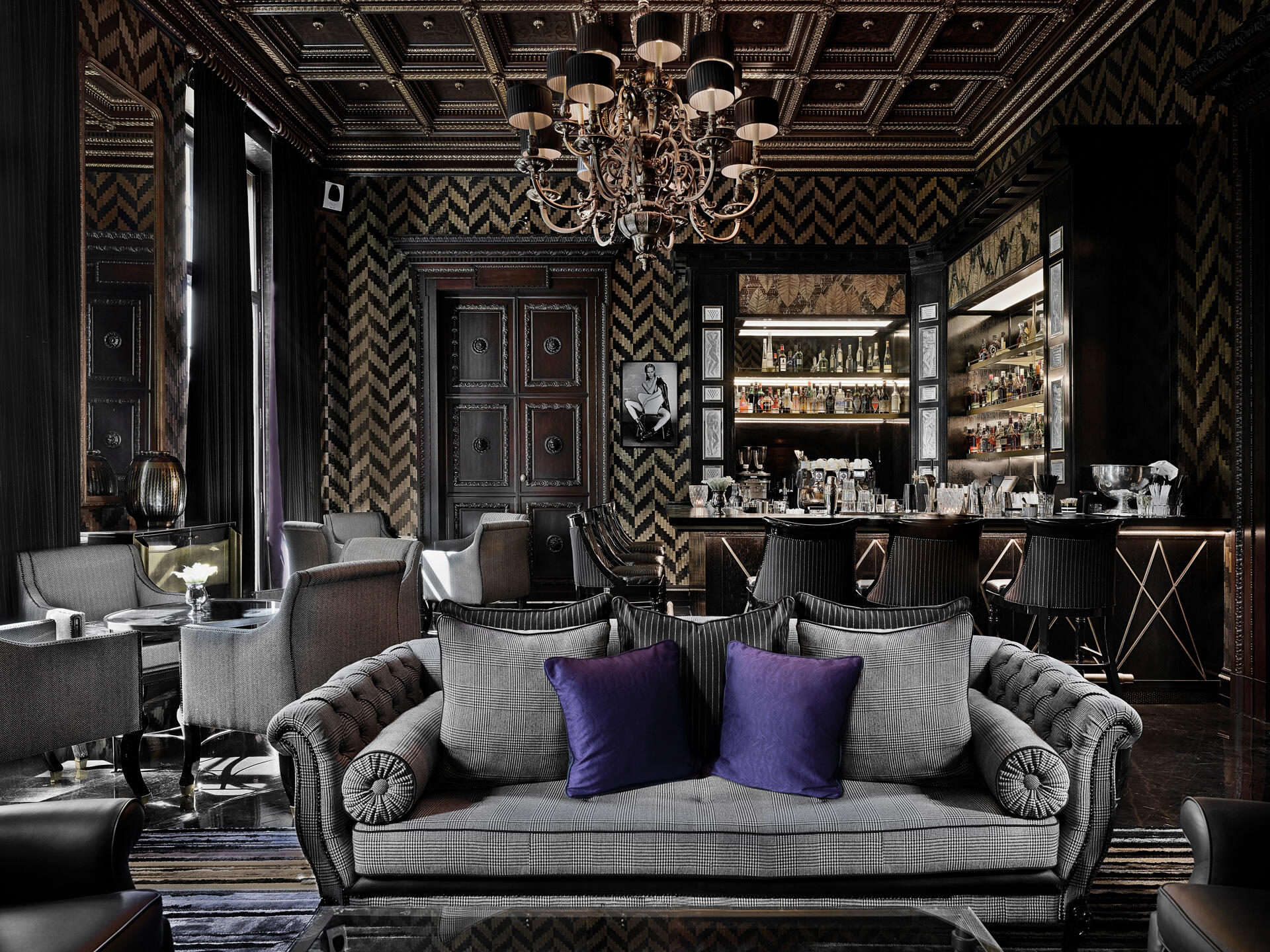 GQ Bar - Patrick Hellman Schlosshotel
