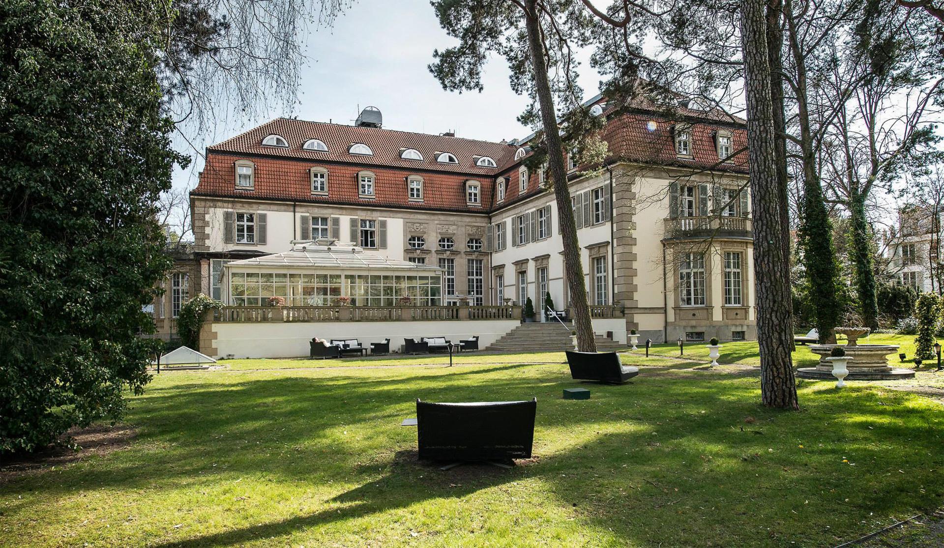 Hotel Garden - Patrick Hellman Schlosshotel