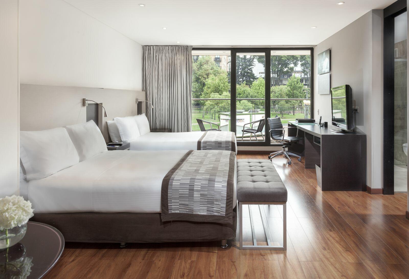 Double Bed Standard Room