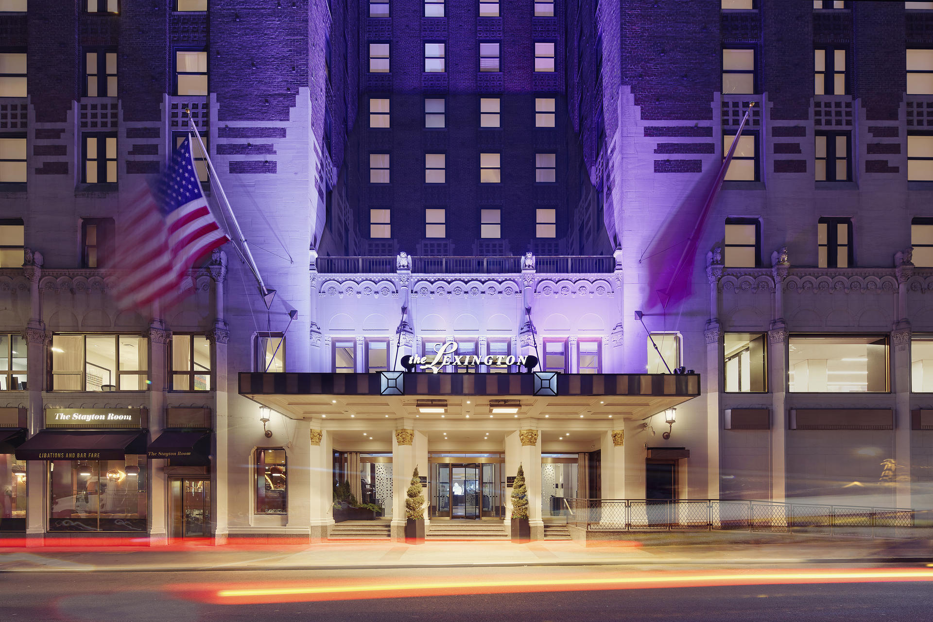 The Lexington Hotel NYC | Official Site | Save 25% Now