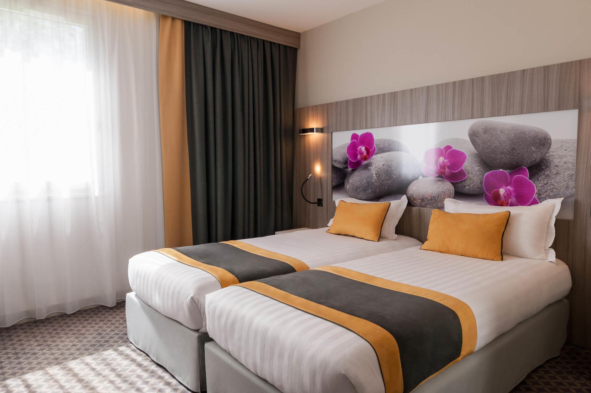 chambre premium 1 ou 2 personnes à l'hôtel Clos St Elois, The Or