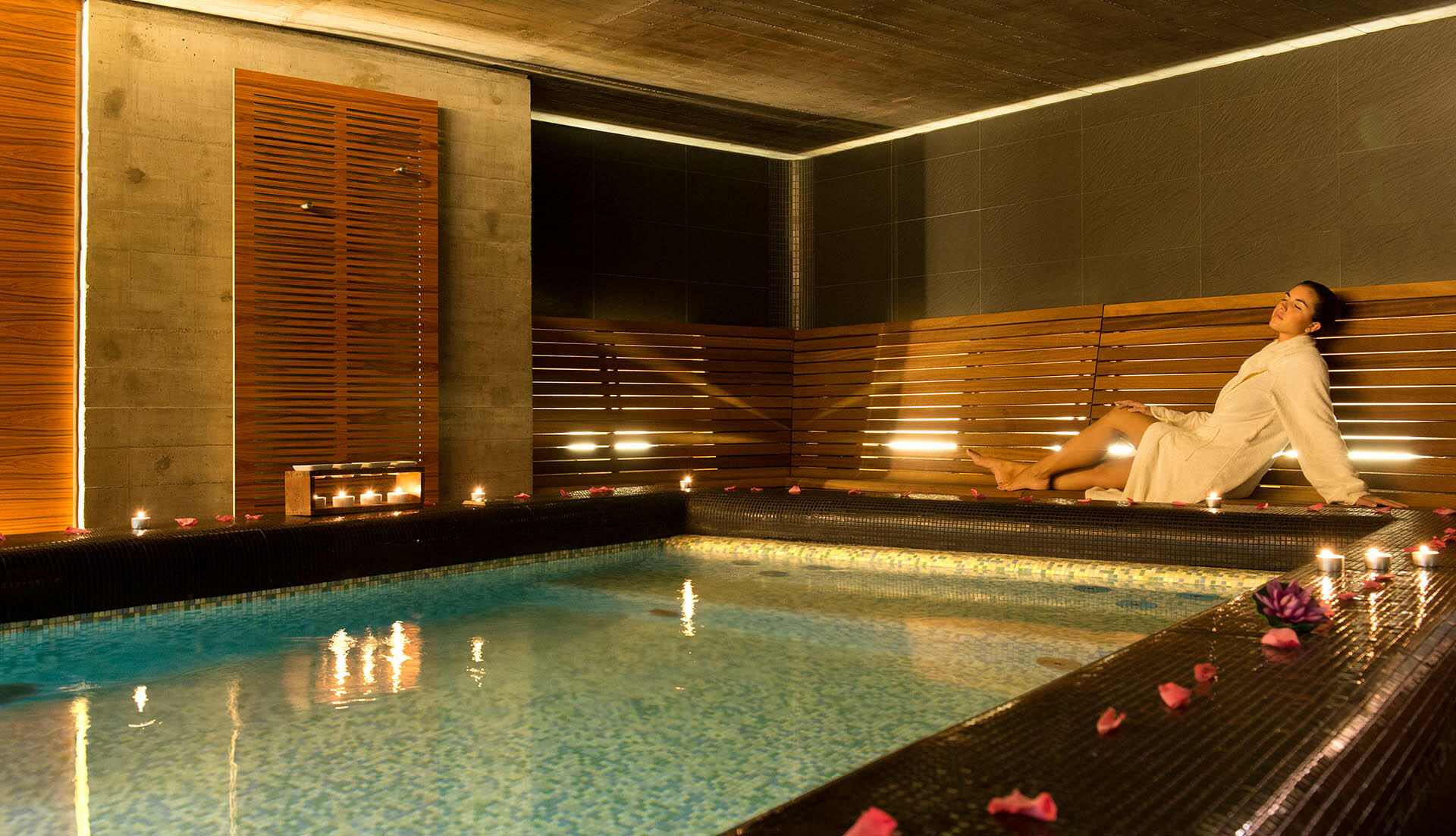 Spa at DUPARC Contemporary Suites, Torino
