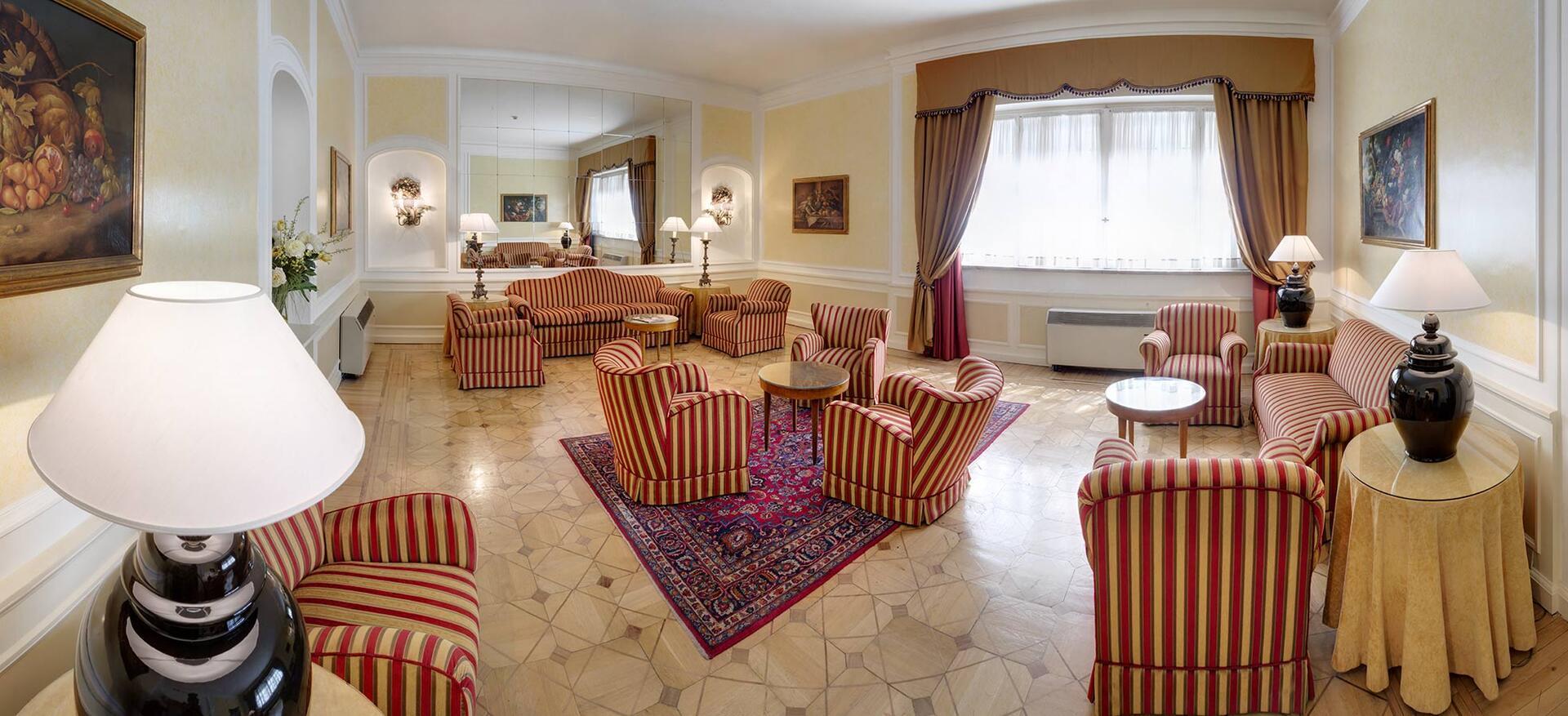 Bettoja Hotel Atlantico Best Hotels In Rome City Centre