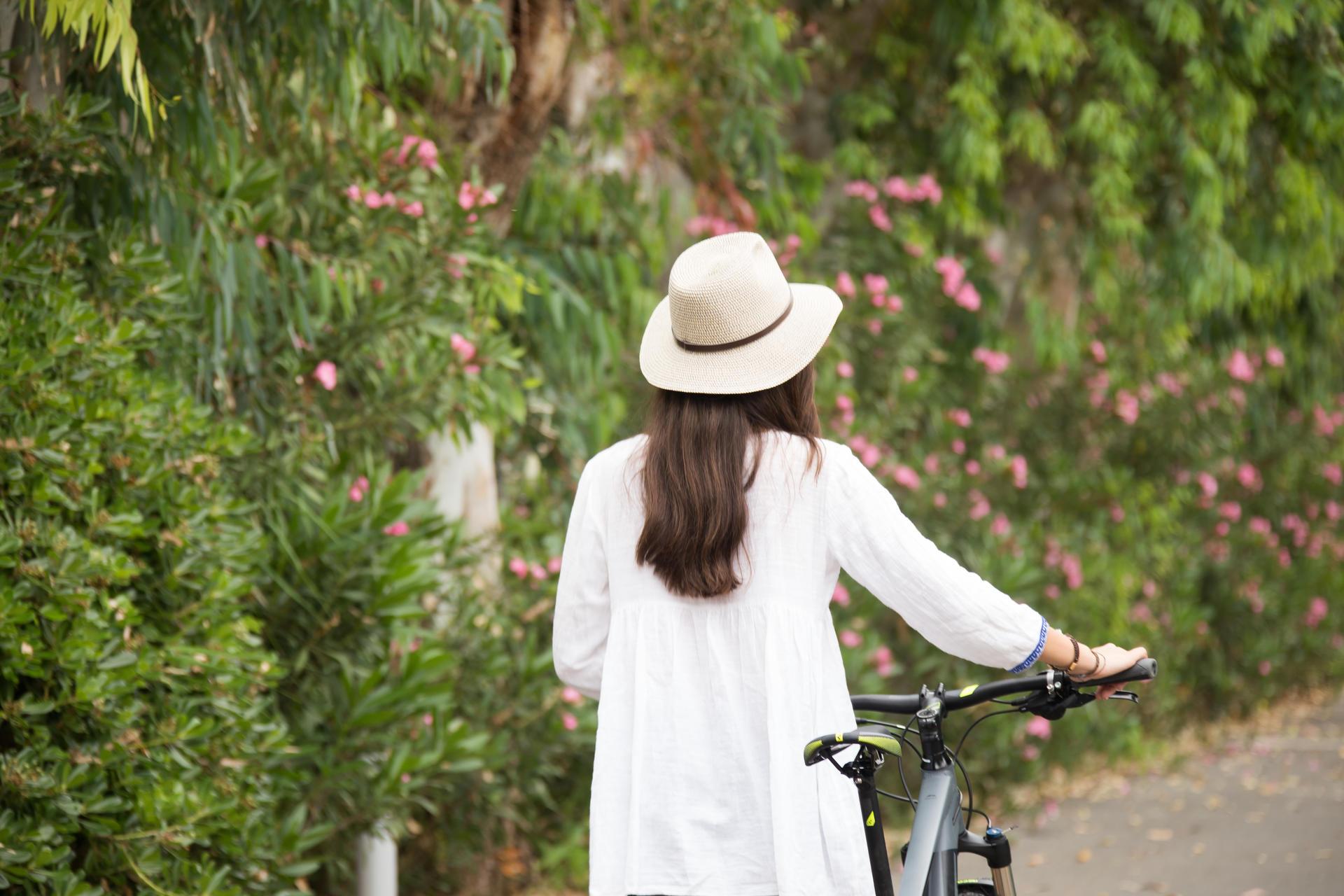 Bike & Gardens at Cretan Malia Park