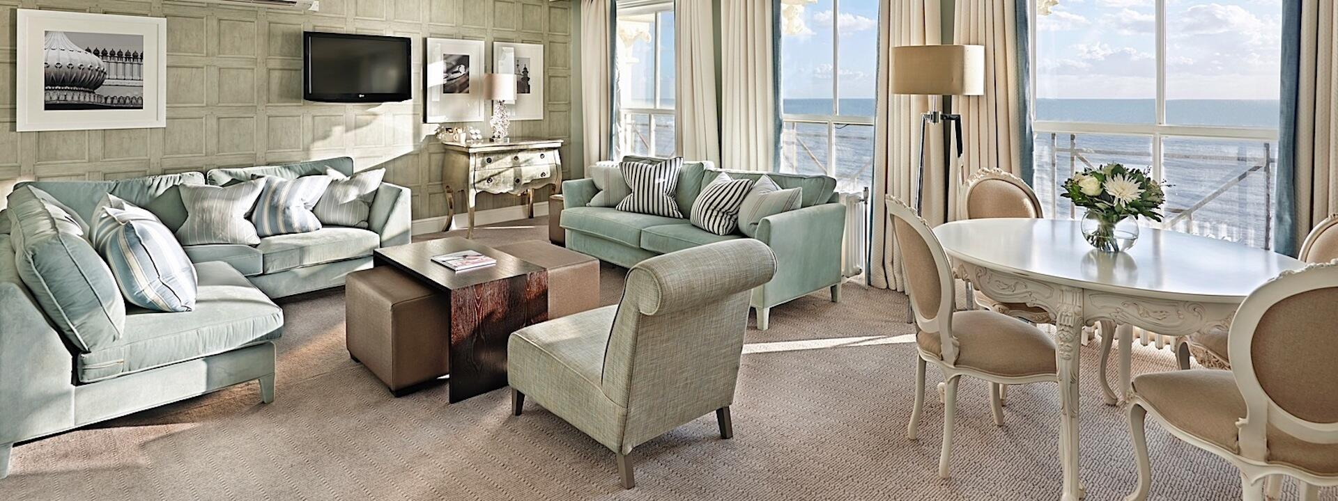 Kings Suite at The Grand Brighton
