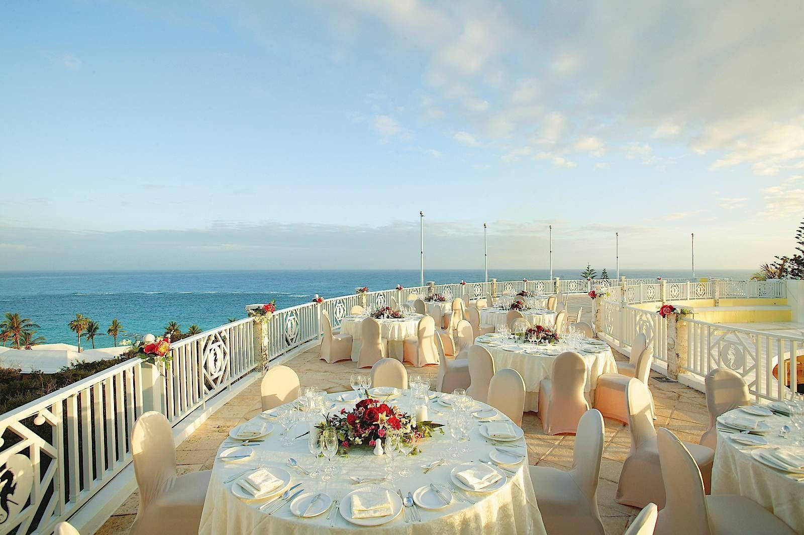 Bermuda Weddings Packages At Elbow Beach Resort