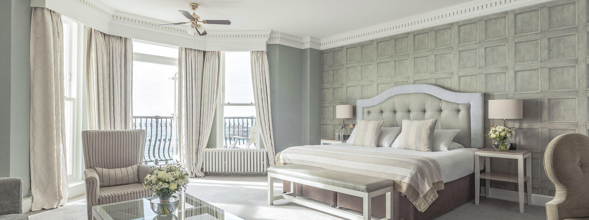 Bedroom at The Grand Brighton