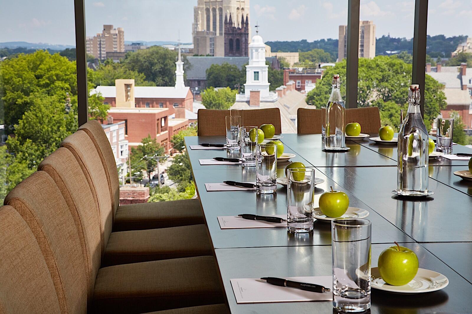 Yale Penthouse Boardroom