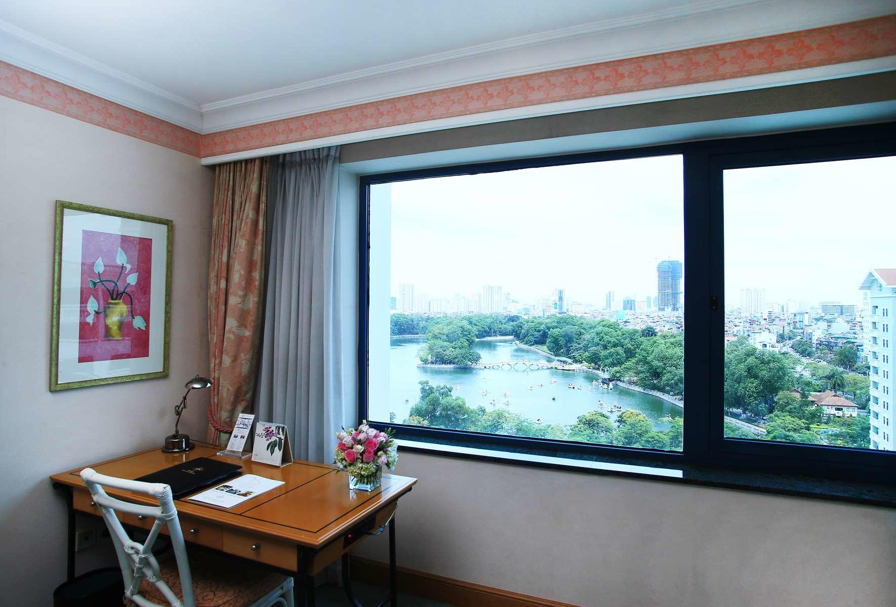 Club Room | Hanoi Accommodation | Hanoi 5-Star Hotels