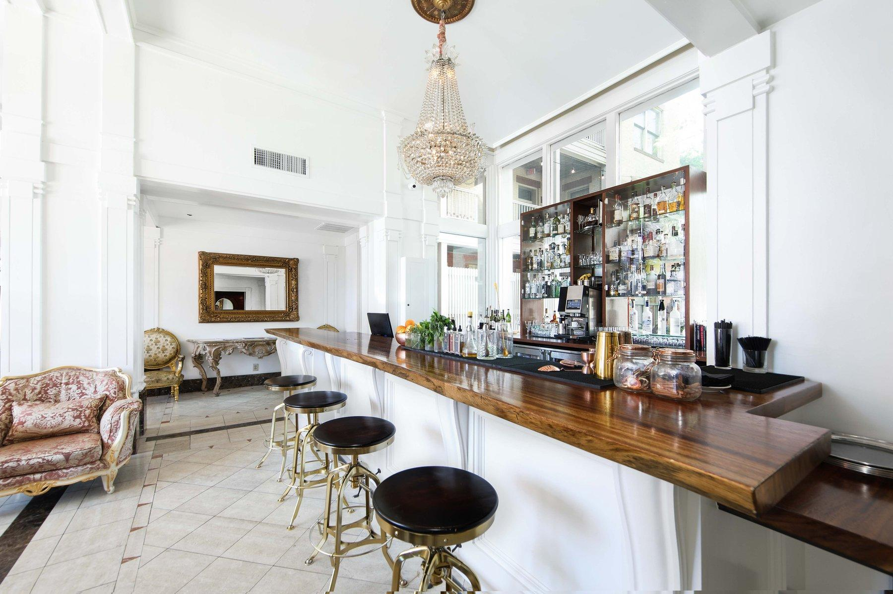 the fairmount hotel bar
