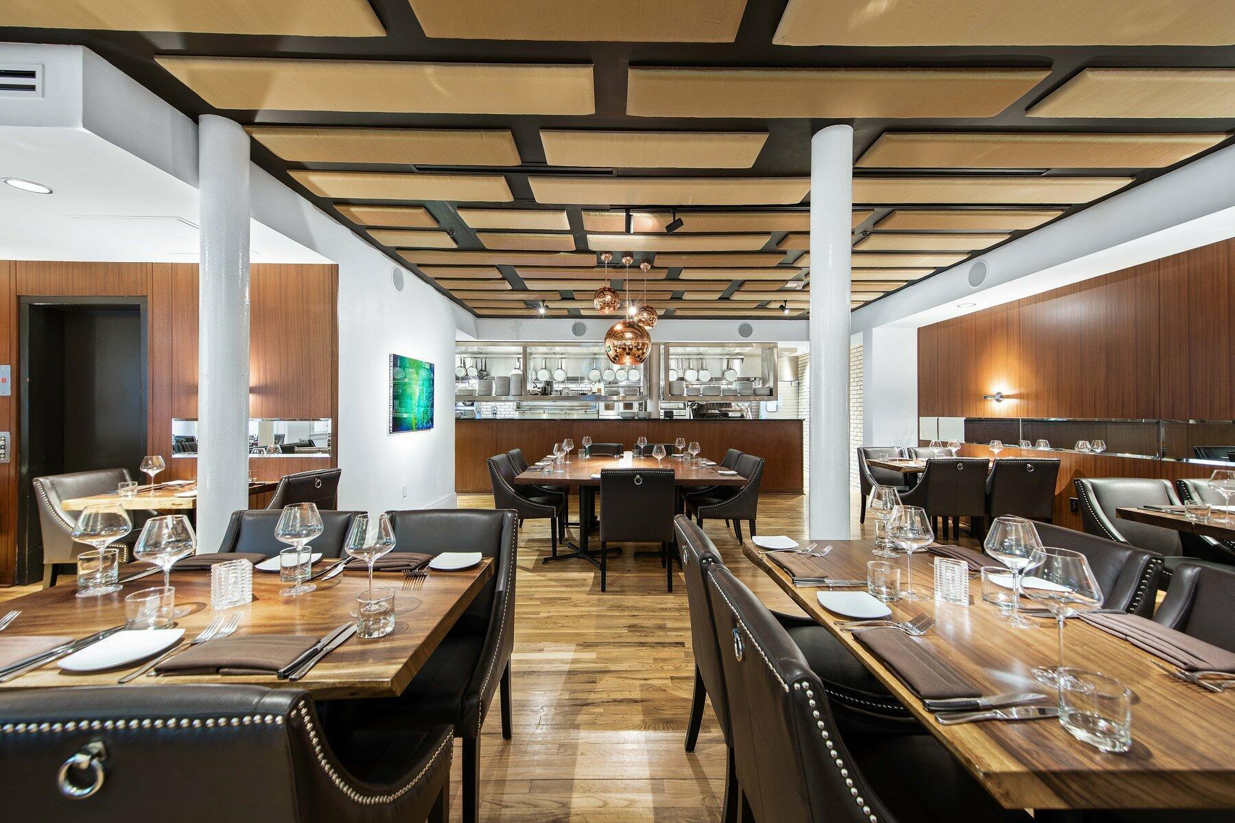 the fairmount hotel restaurant