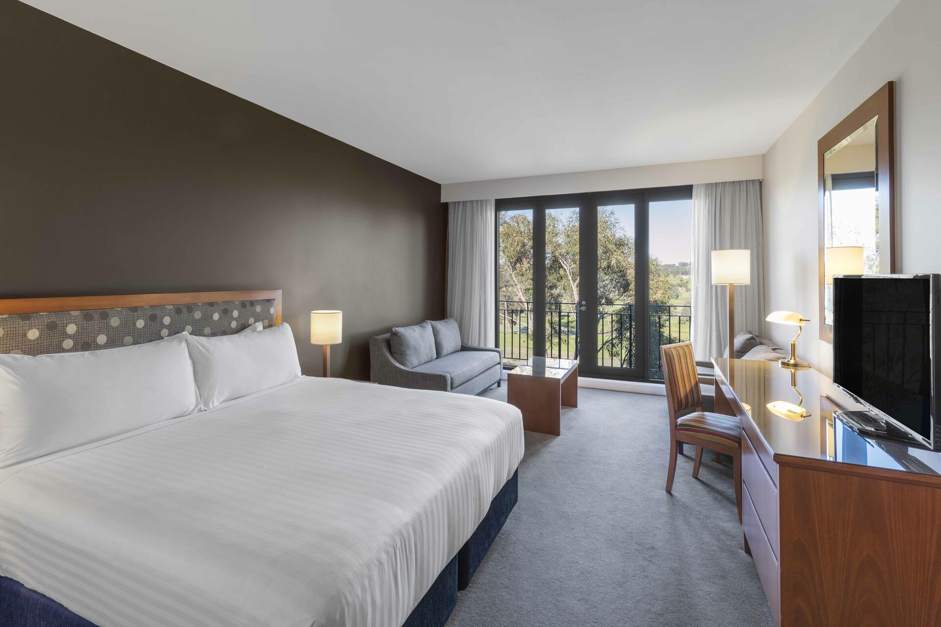 King Room - Yarra Valley Lodge