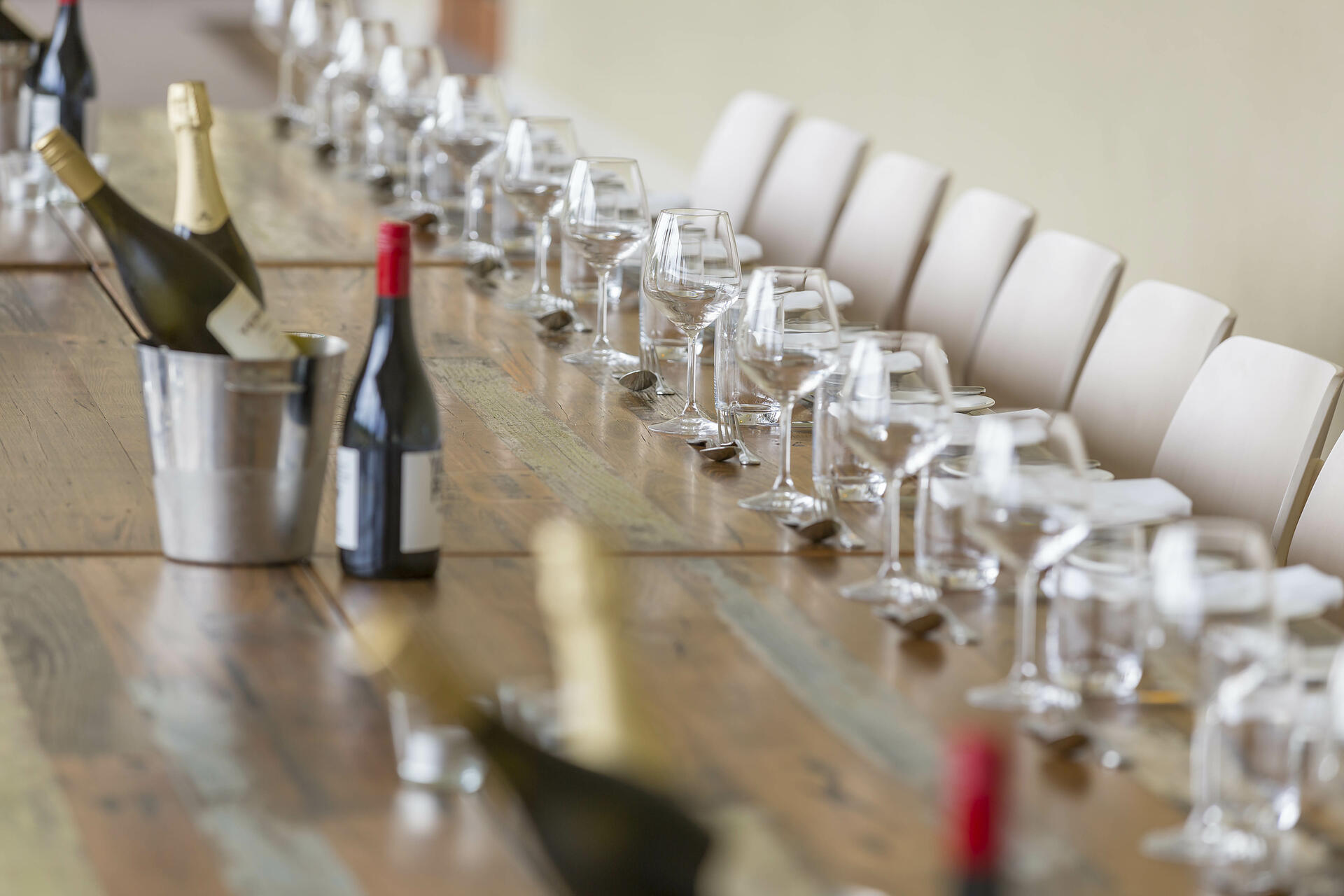 Dinner Function - Events at Yarra Valley Lodge