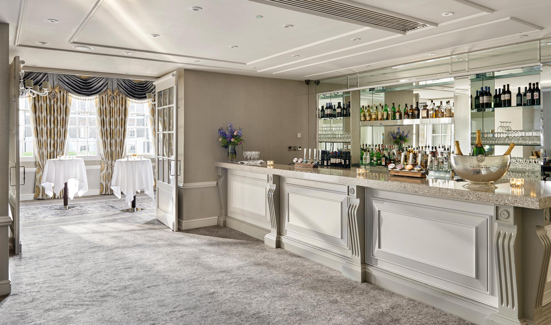 Bar at Richmond Hill Hotel