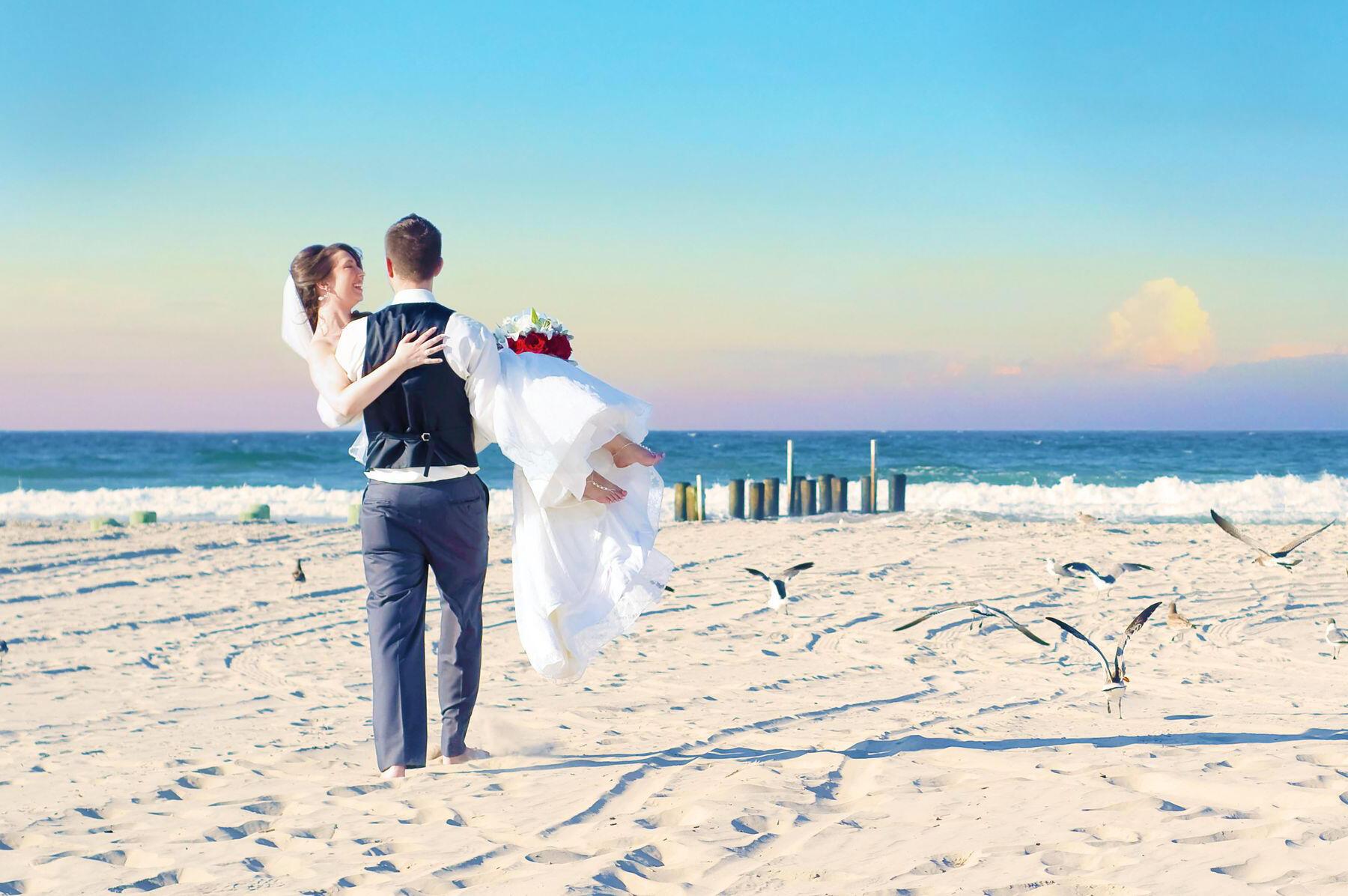 weddings at icona diamond beach
