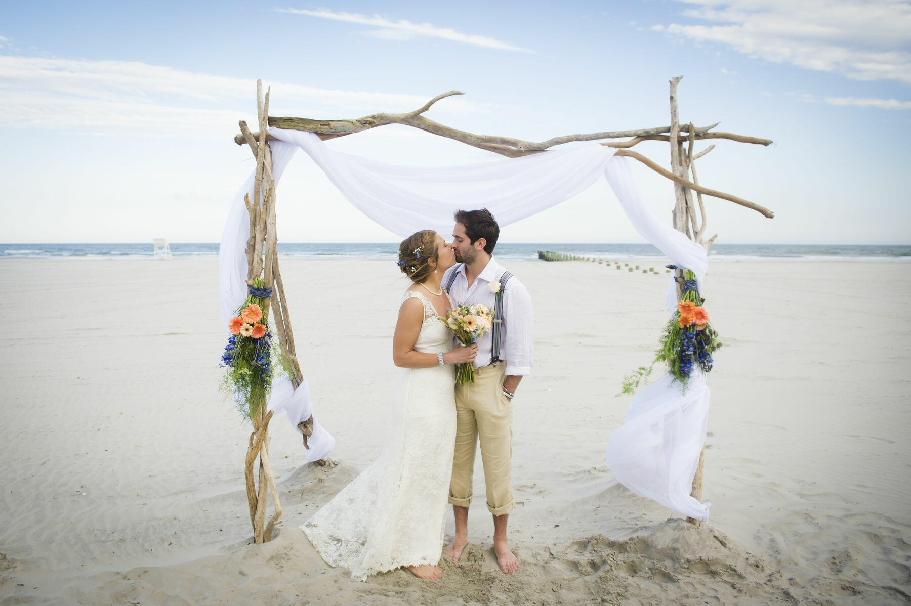 wedding in Cape May