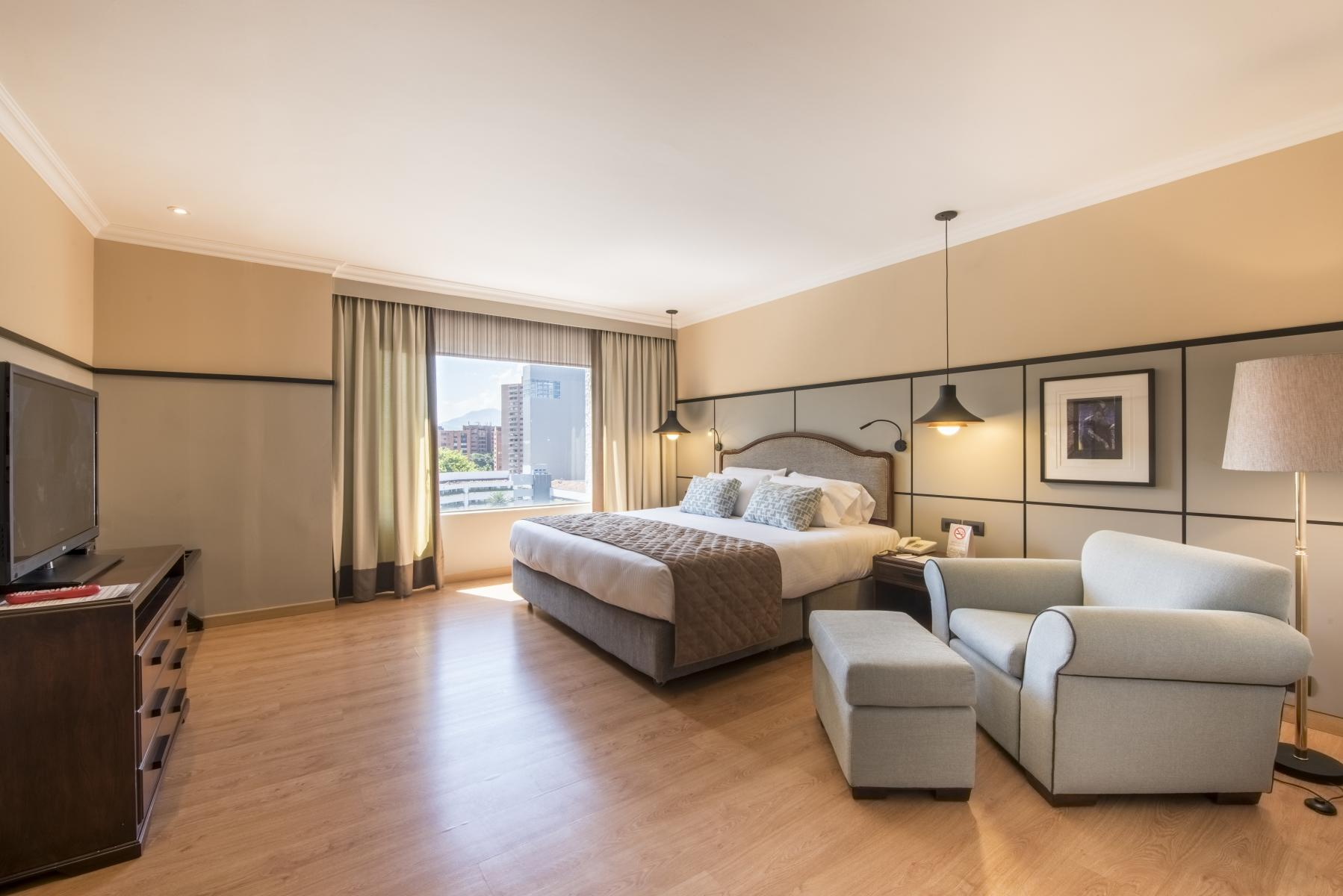 Habitación King del hotel
