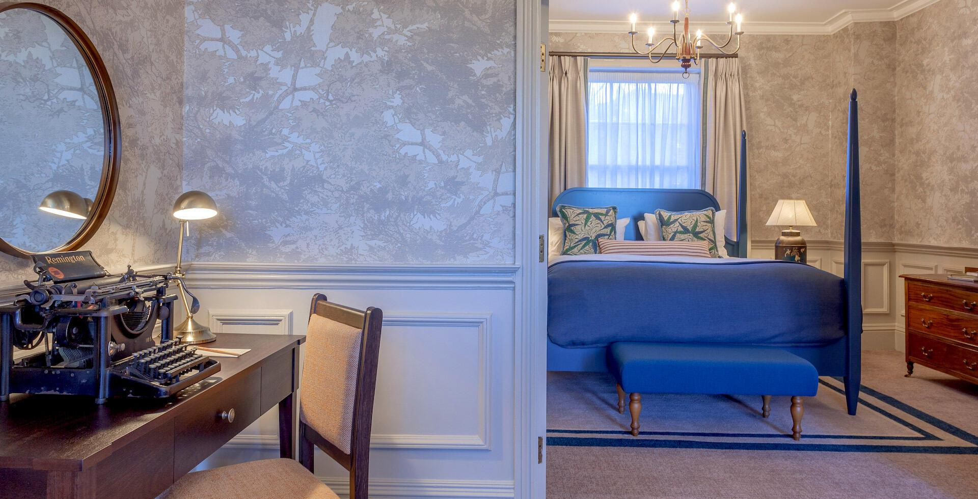 Accommodation at Richmond Hill Hotel
