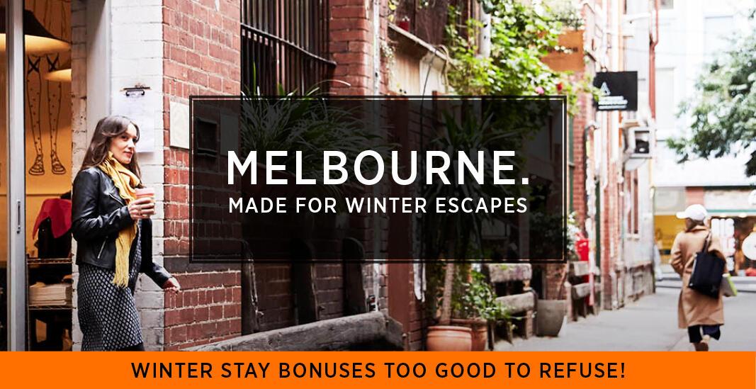Winter Scapes at Jasper Hotel Melbourne