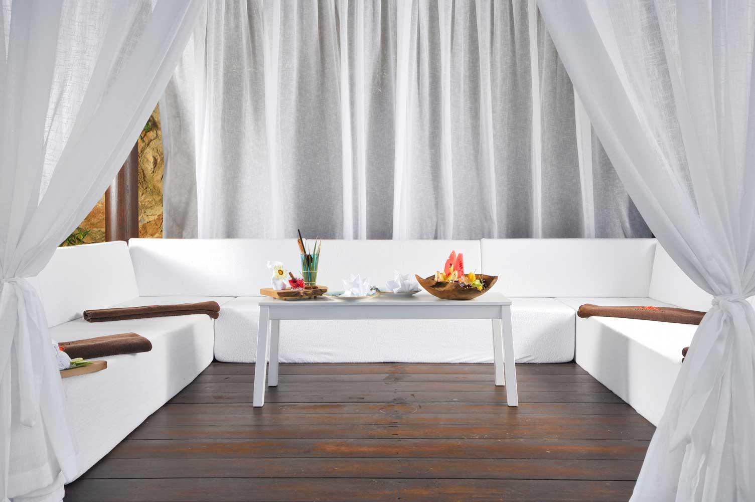 Facilities at Sarpedor Boutique Beach Hotel in Bodrum, Turkey