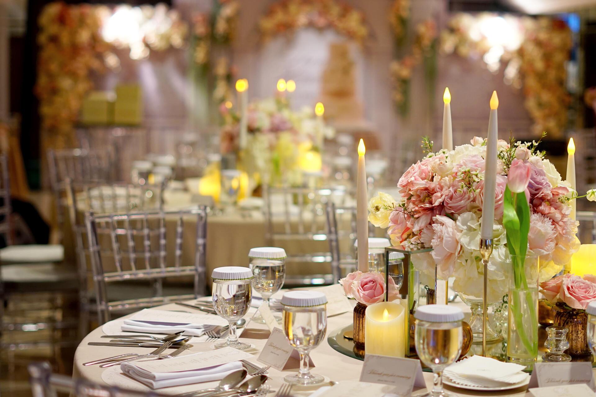 Wedding at Hotel Gran Mahakam in Jakarta, Indonesia