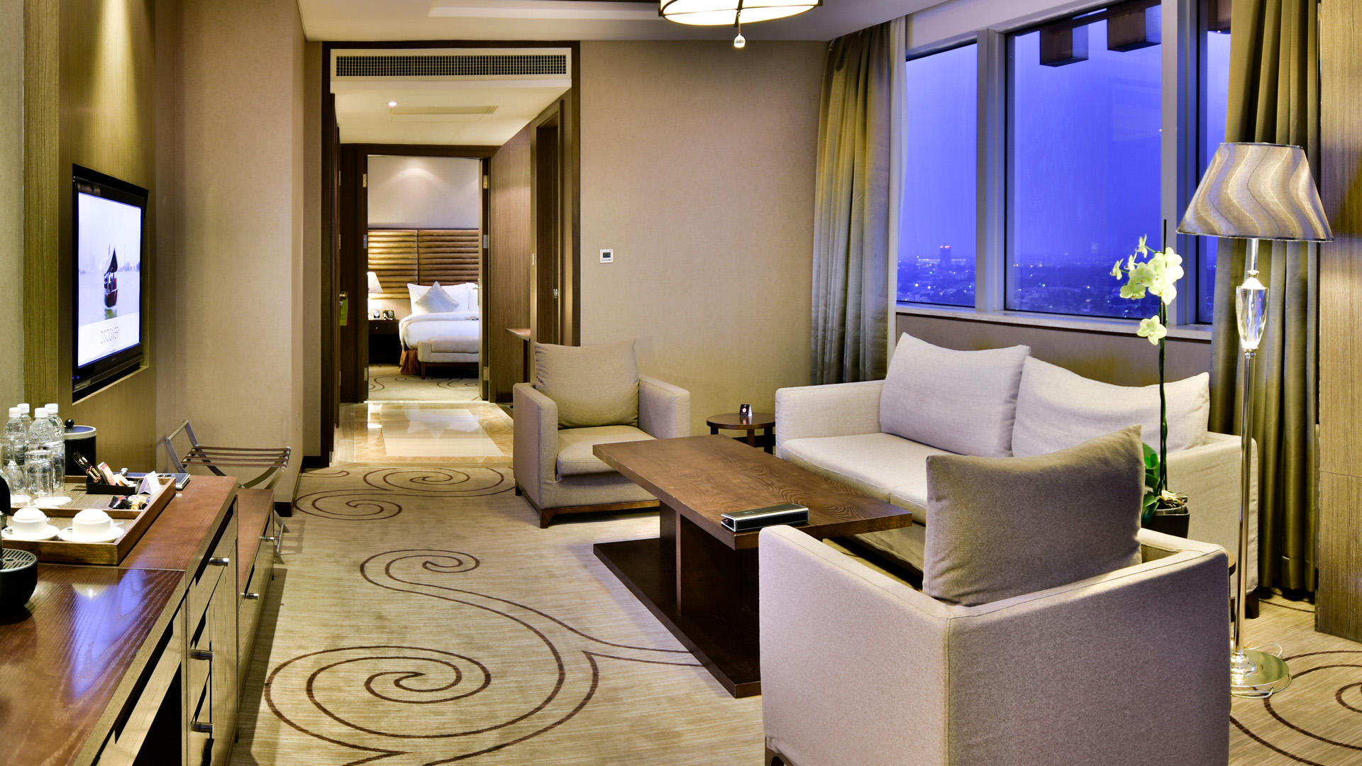 Accommodation at Fleuve Congo Hotel Hotel in Kinshasa