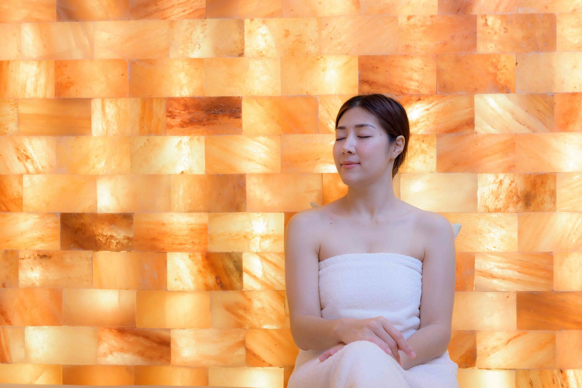 Amatara Spa - Salt Relaxation