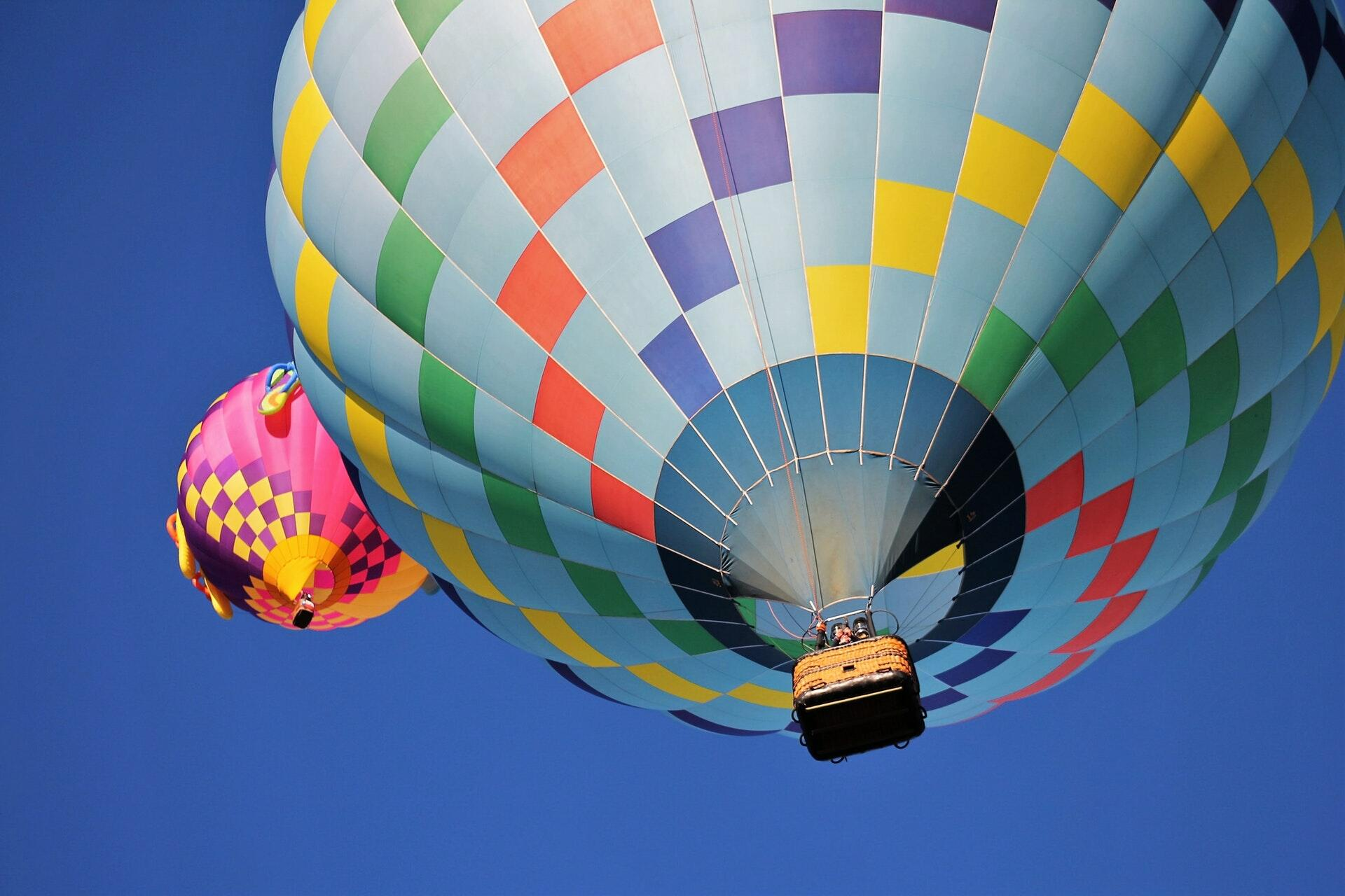 Hot Air Balloon Photography - Yarra Valley Lodge