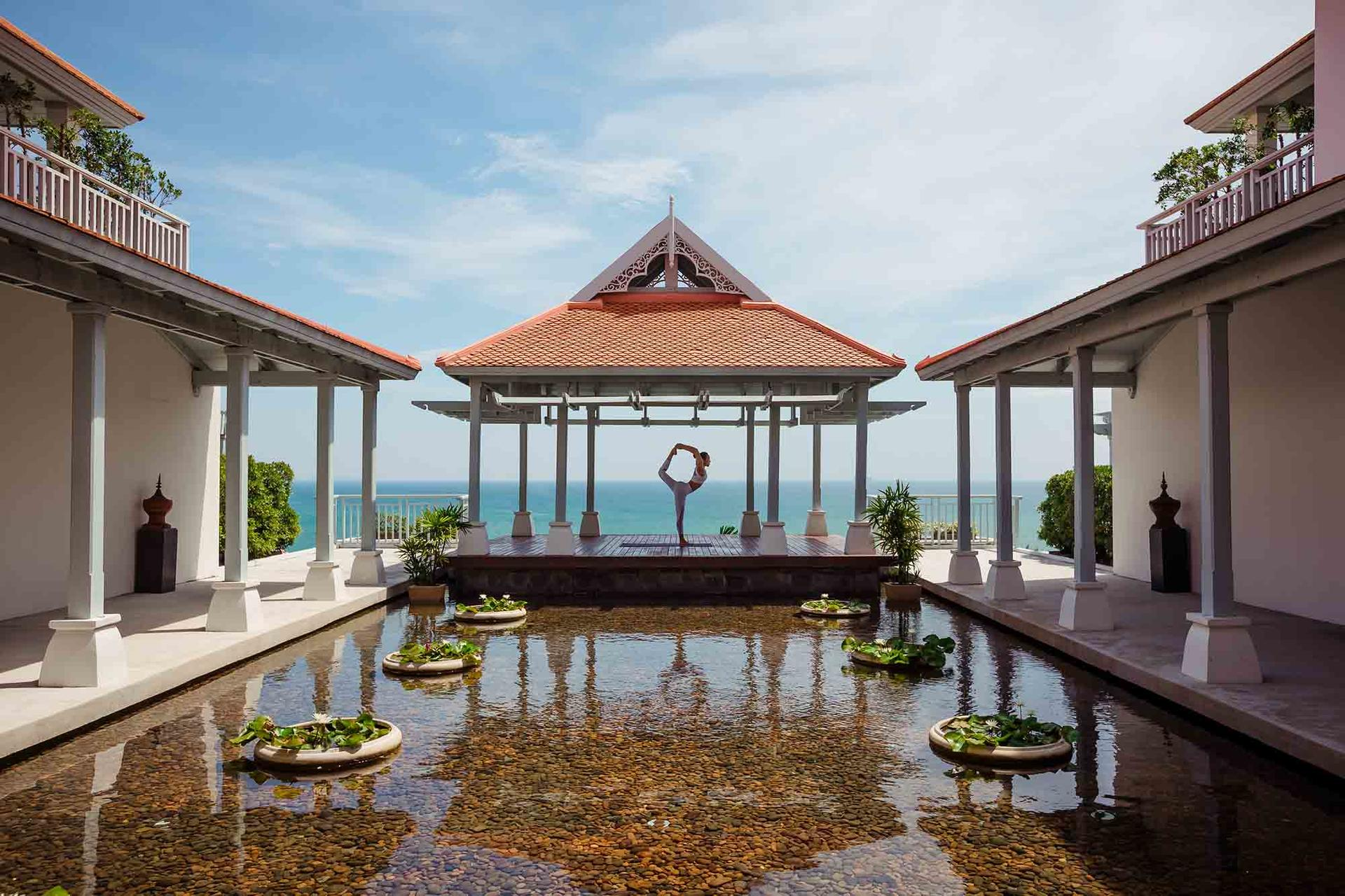 Amatara Wellness Resort  Phuket Resorts  Thailand Beach