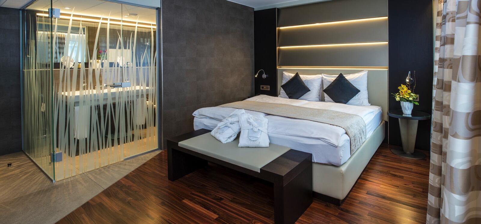 Room at Hotel Krone Unterstrass in Zurich