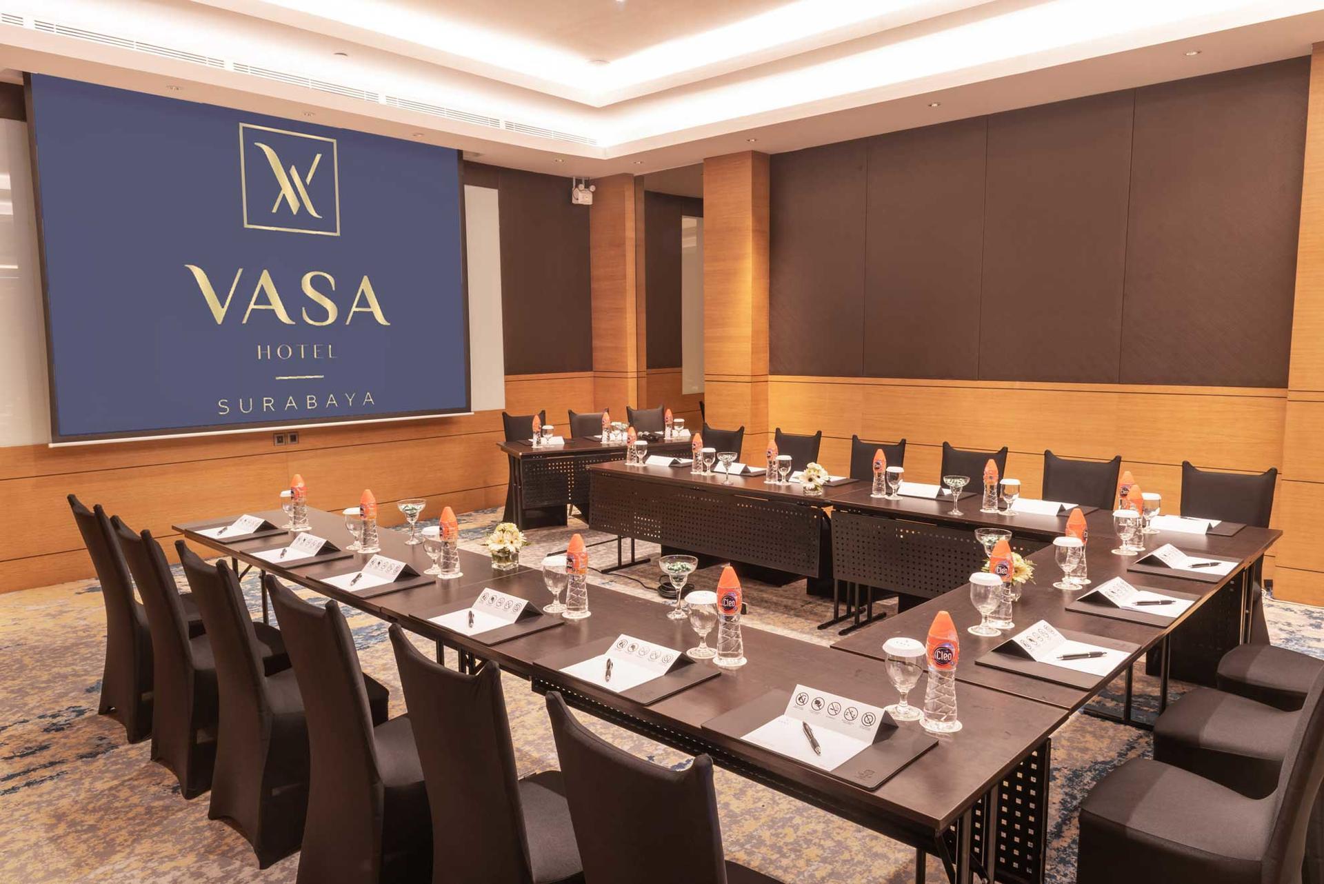 Meeting venue in Vasa Surabaya