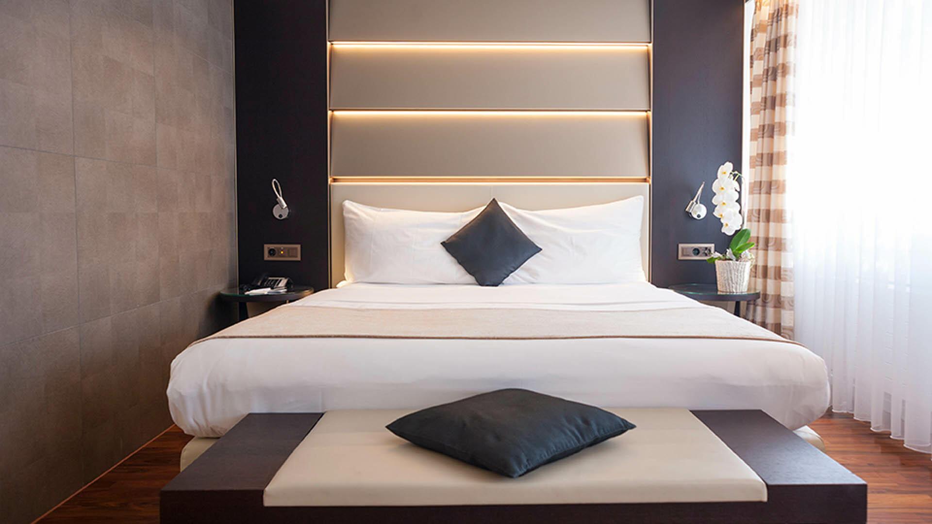 Double Premium Room at Hotel Krone Unterstrass in Zurich