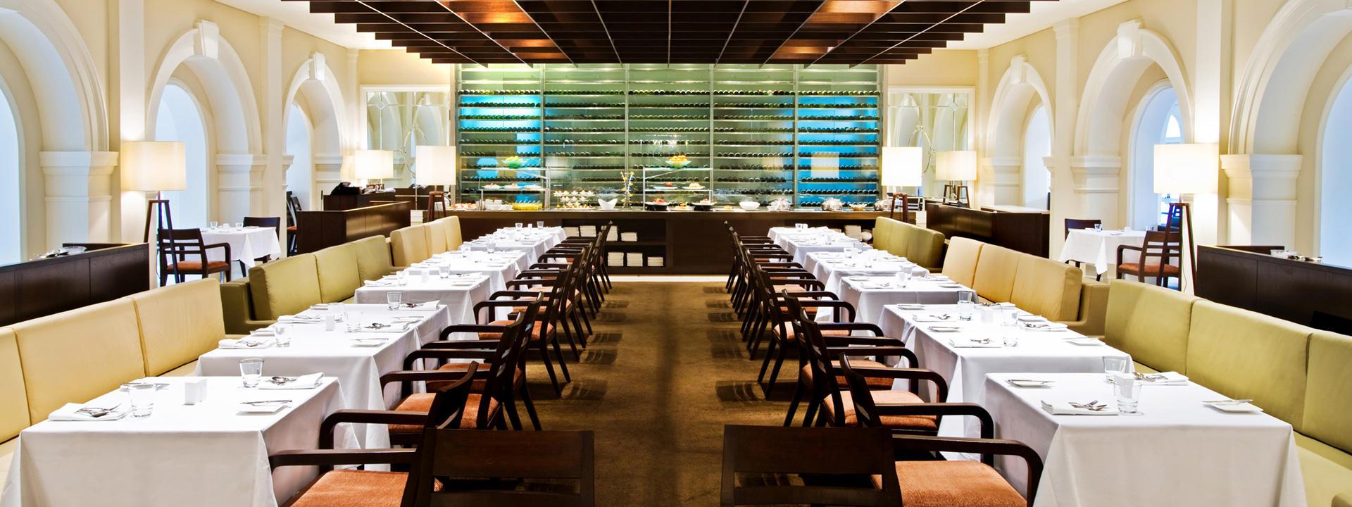 Restaurant - Goodwood Park Hotel